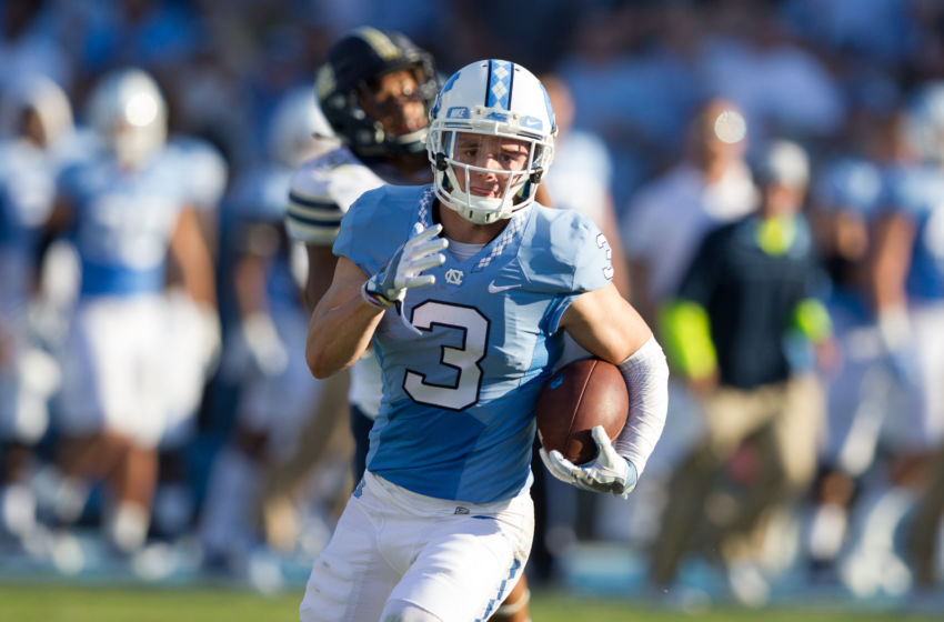 Ryan Switzer 2017 NFL Draft