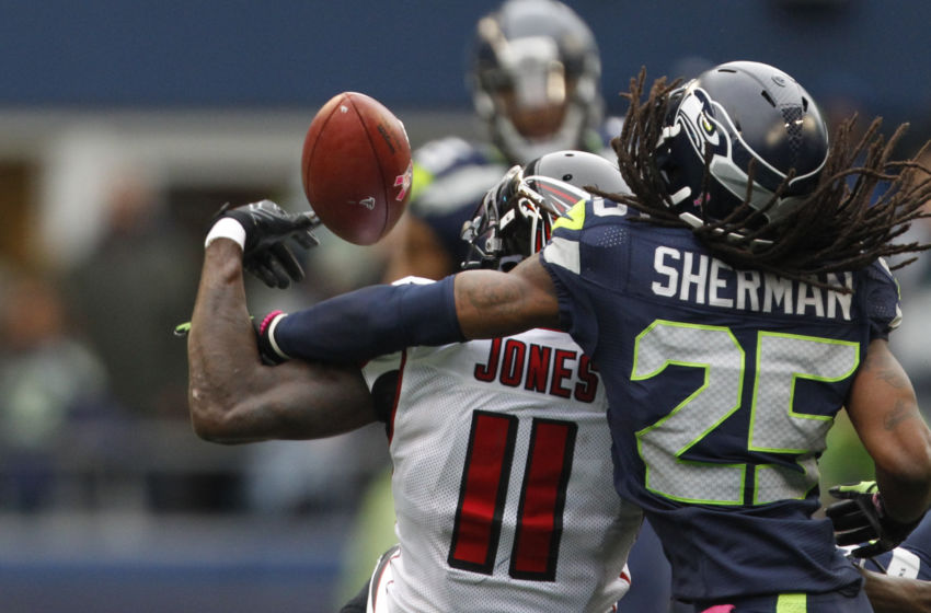 NFL: Atlanta Falcons at Seattle Seahawks