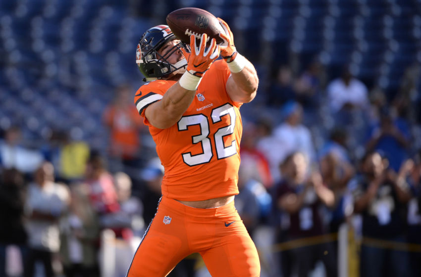 Andy Janovich A Versatile Threat Coming Off Of Injury