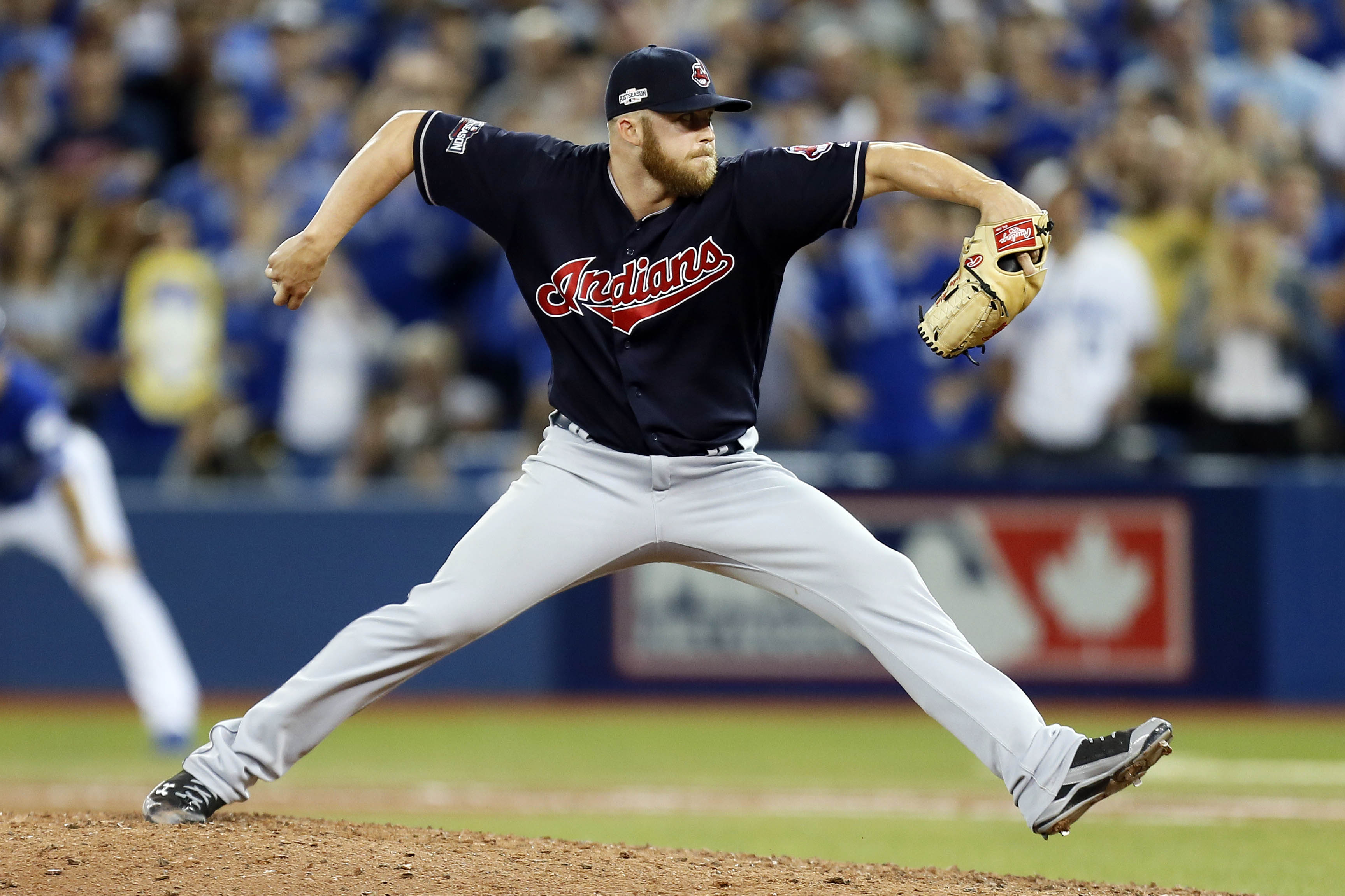 tribe cleveland indians bullpen cody