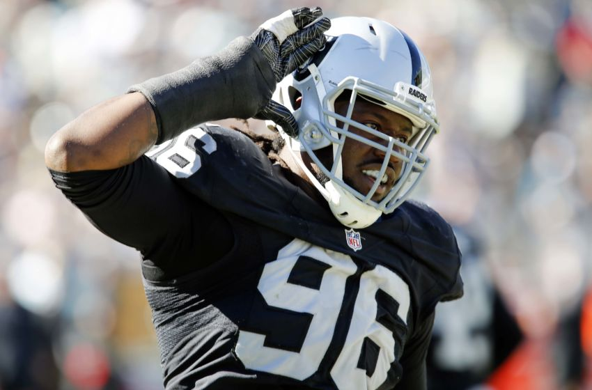 Denico Autry Oakland Raiders