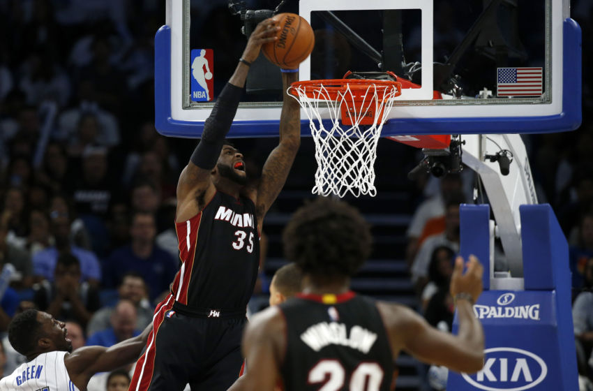 best sneakers f4b05 54787 Miami Heat: 5 Potential (Cheap) Willie Reed Replacements ...