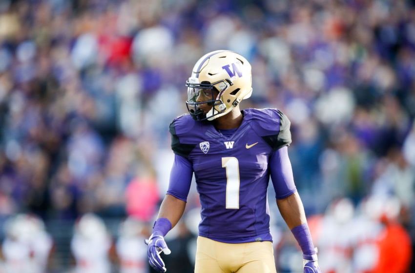 NCAA Football: Oregon State at Washington
