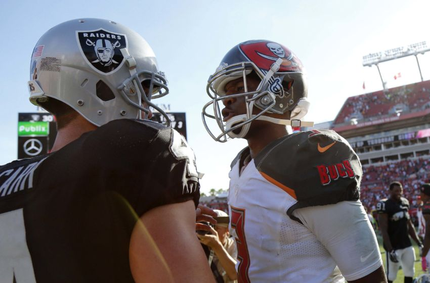 NFL: Oakland Raiders at Tampa Bay Buccaneers