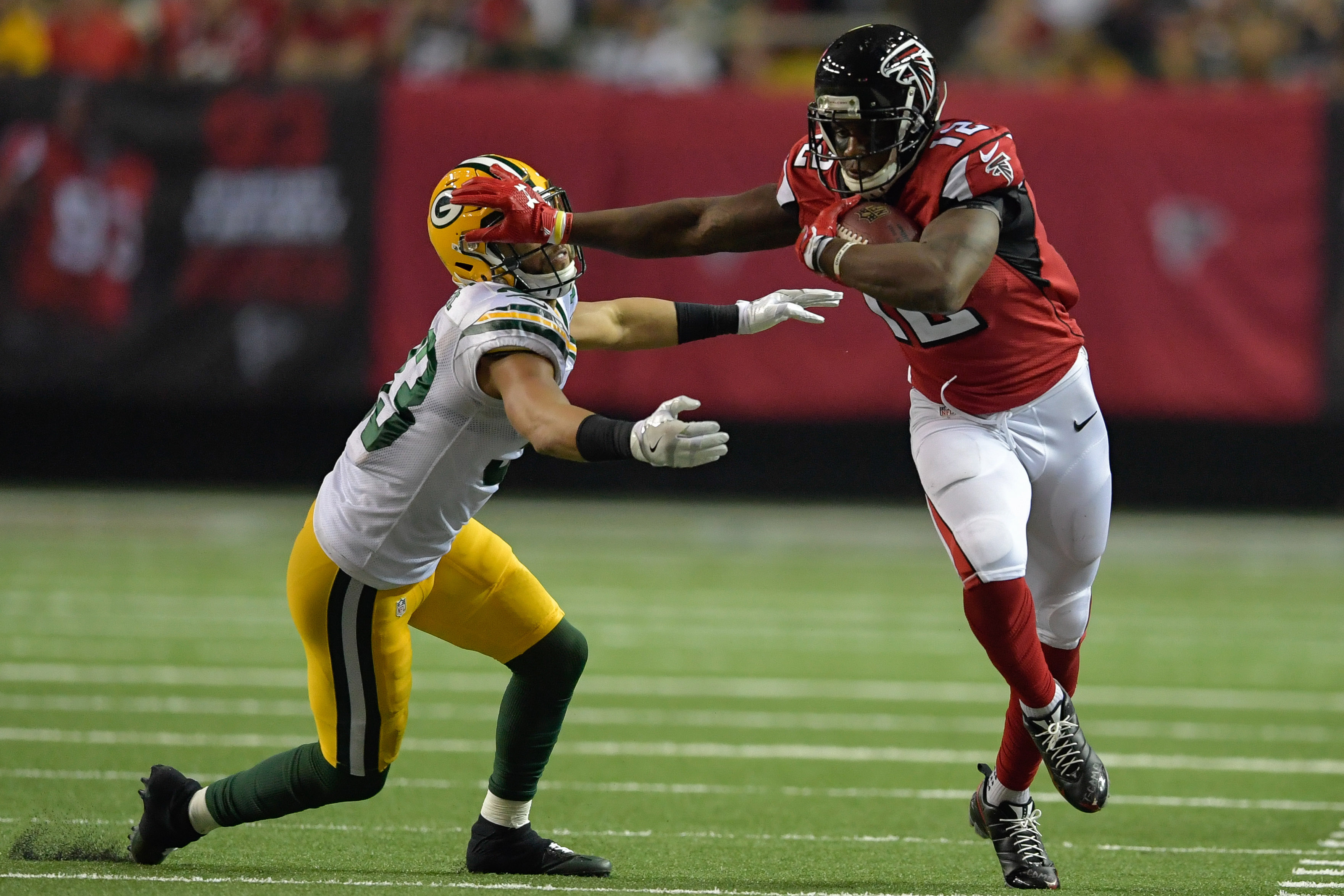 Green Bay Packers Atlanta Falcons