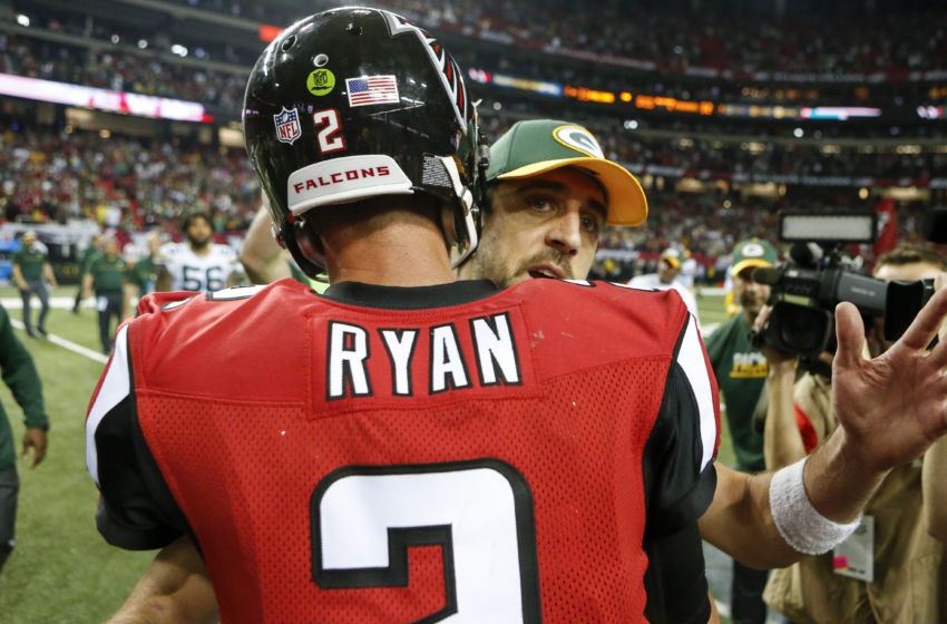 NFL: Green Bay Packers at Atlanta Falcons