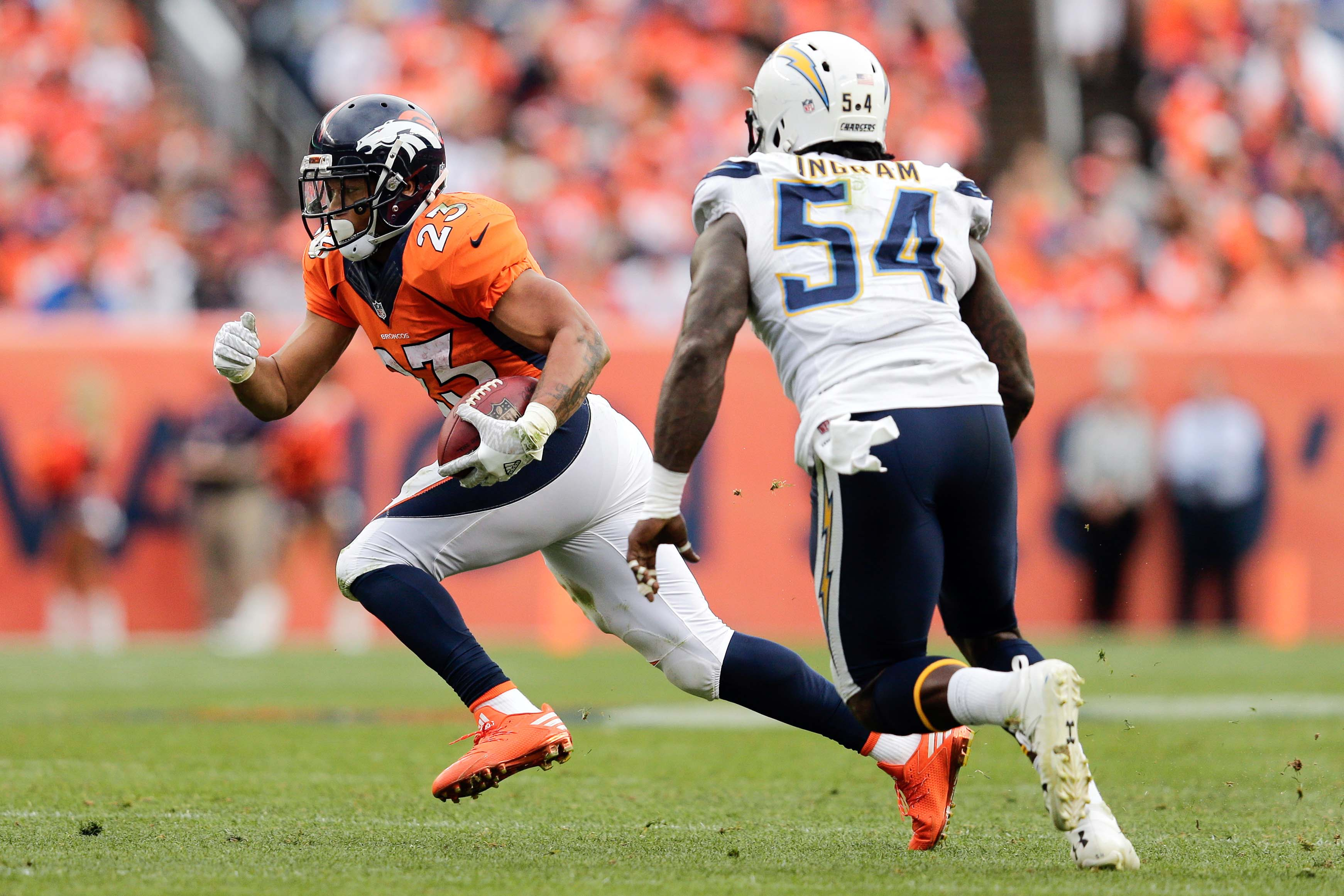 Los Angeles Chargers 2017 Opponent Outlook Denver Broncos