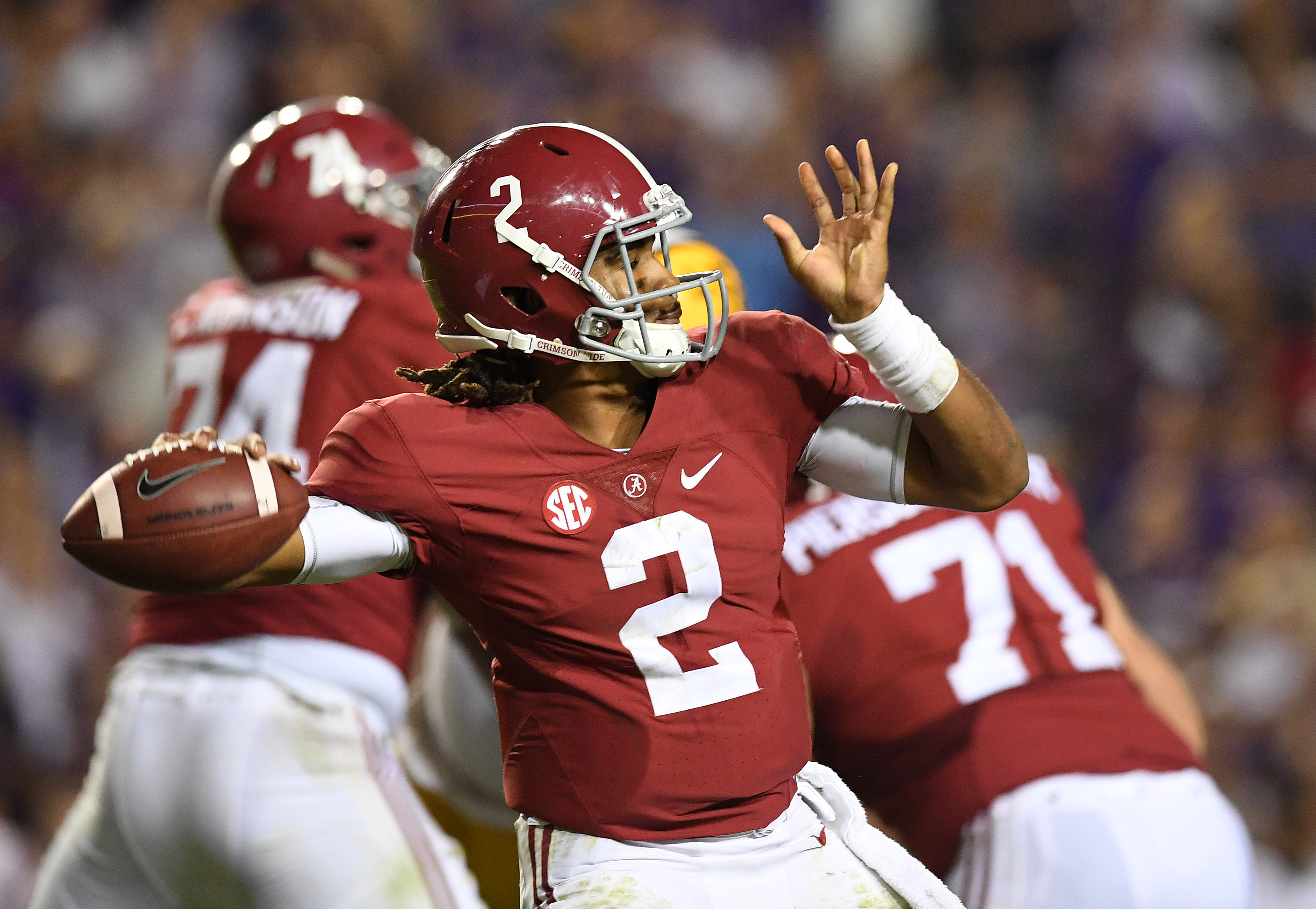 Alabama Football: How Jalen Hurts Compares to Heisman ...
