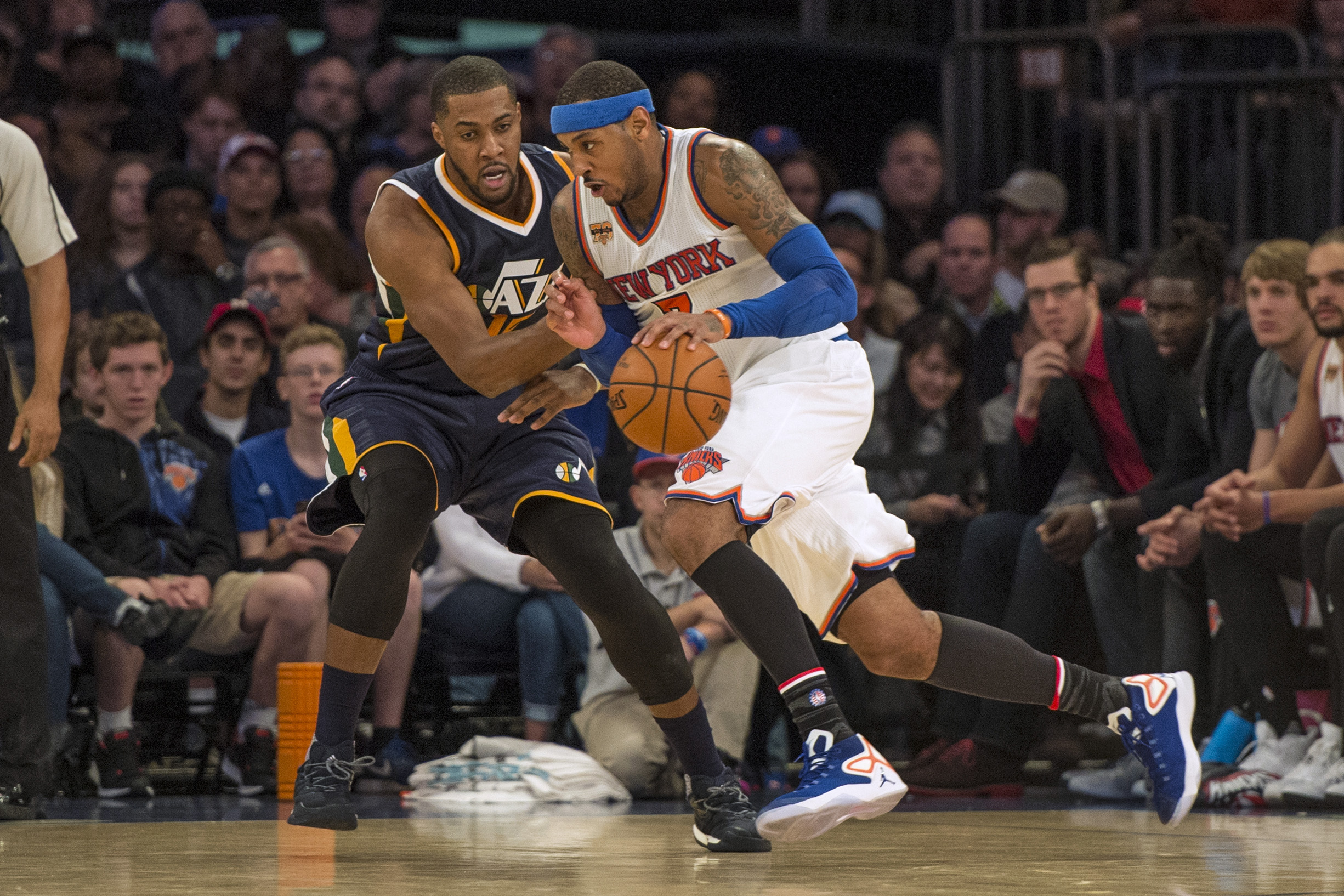 NBA Trade Rumors: 10 Potential Carmelo Anthony Trades - Page 9