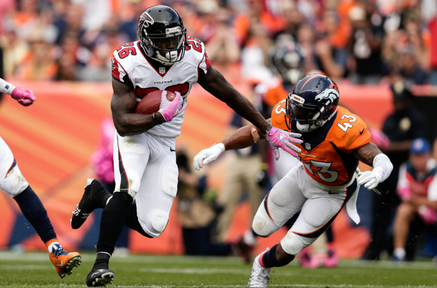 NFL: Atlanta Falcons at Denver Broncos