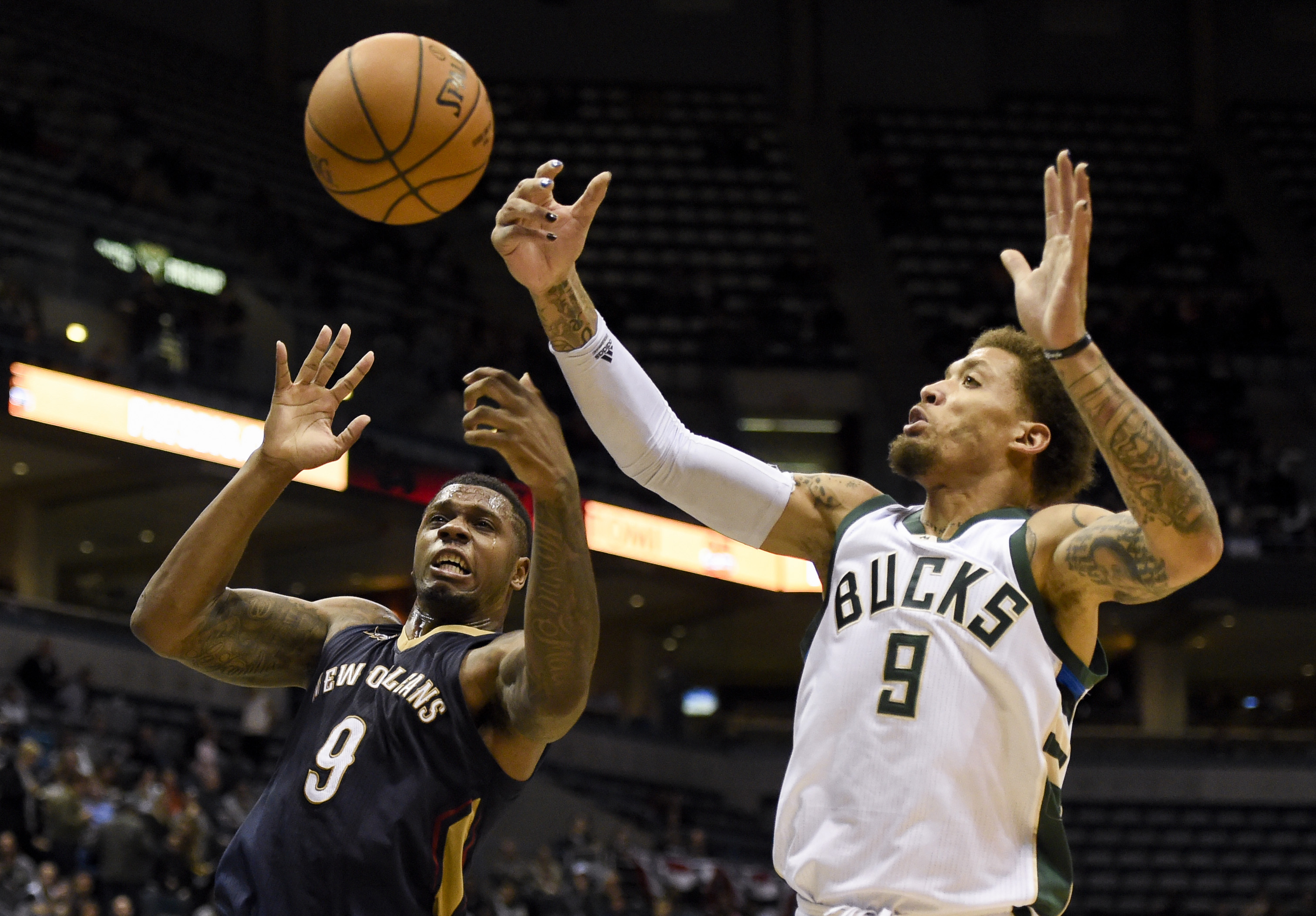 Bucks to sign Terrence Jones for the remainder of the season