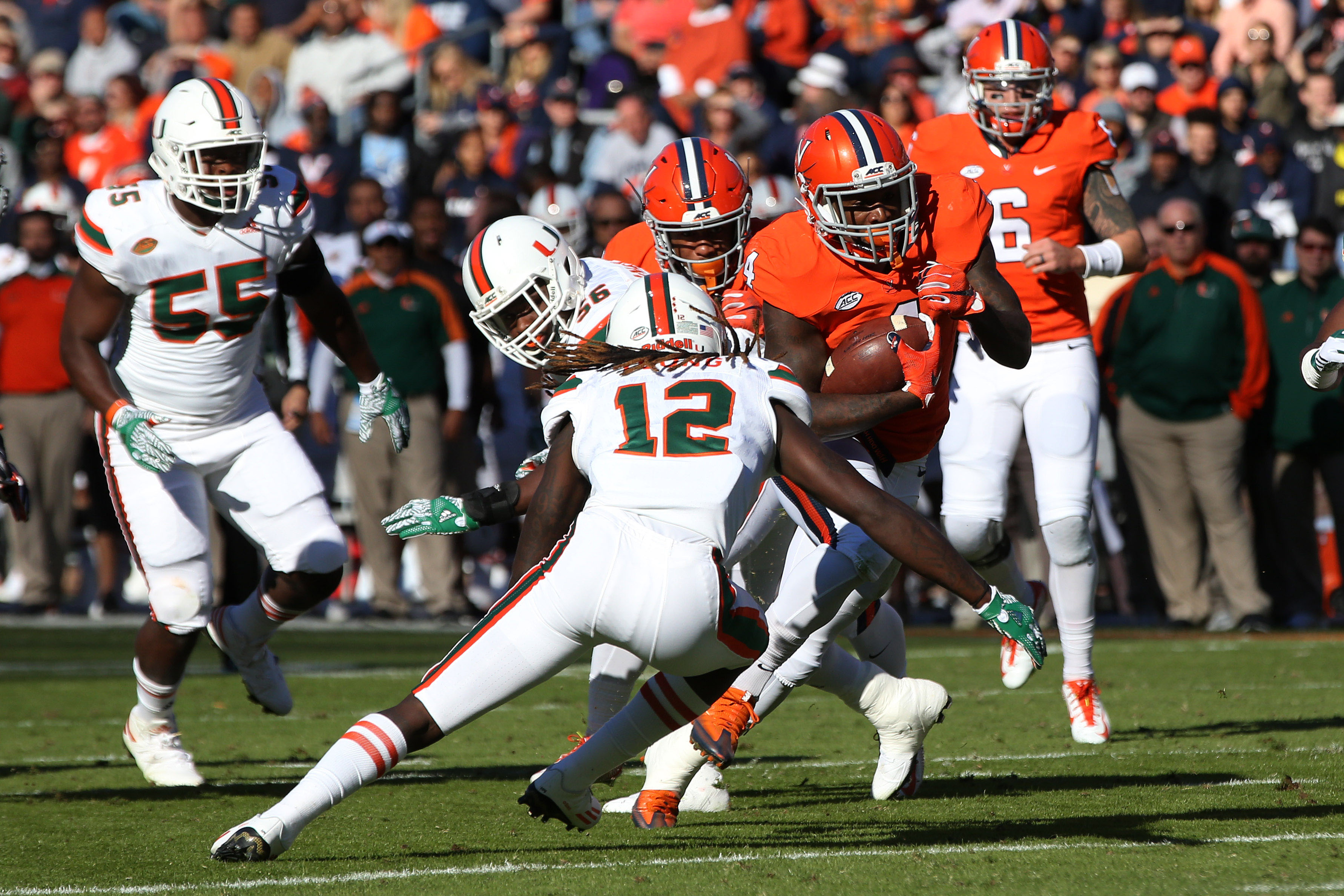 Miami Hurricanes National Signing Day: DL and LB