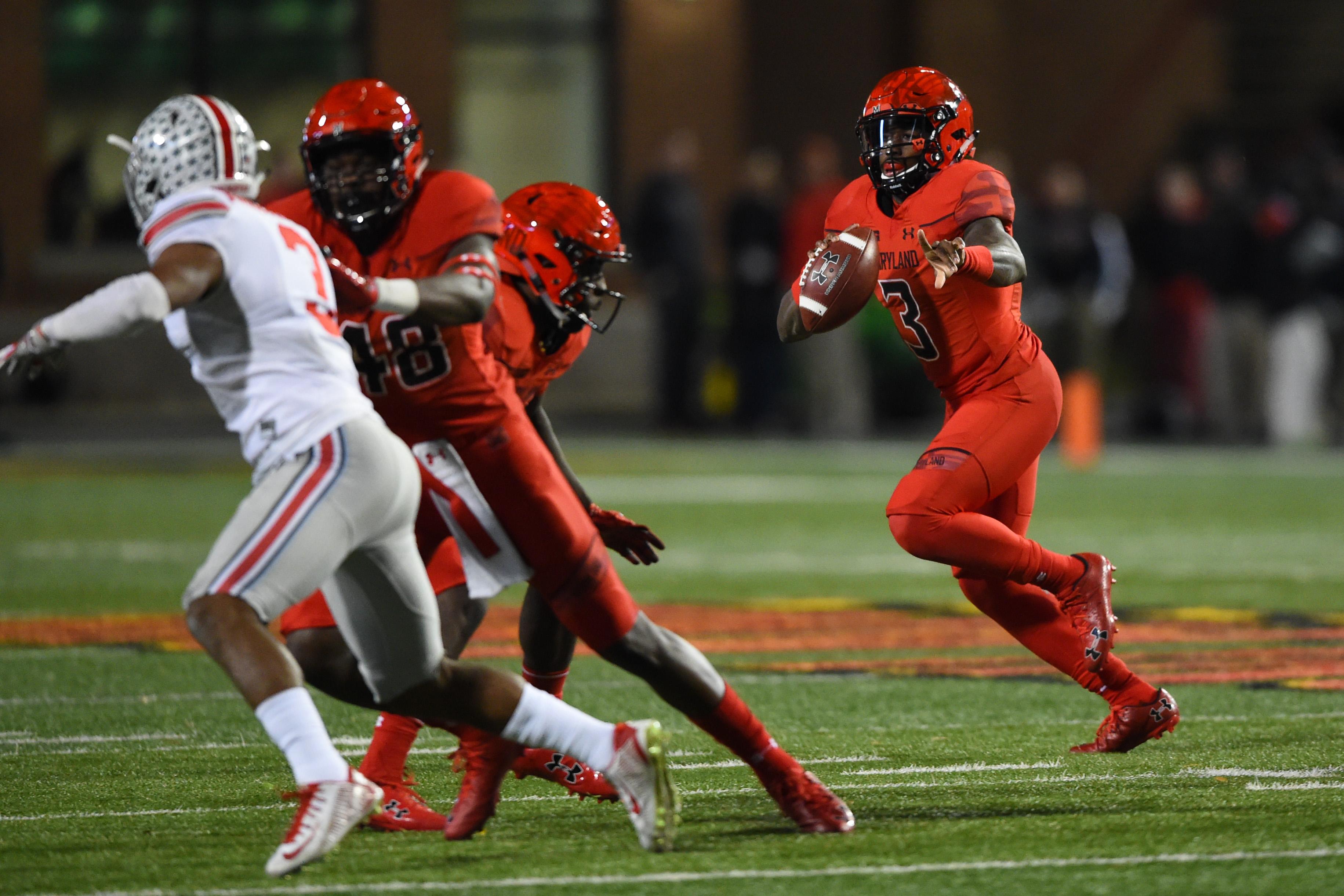Maryland Football: ESPN tabs quarterback as biggest ...