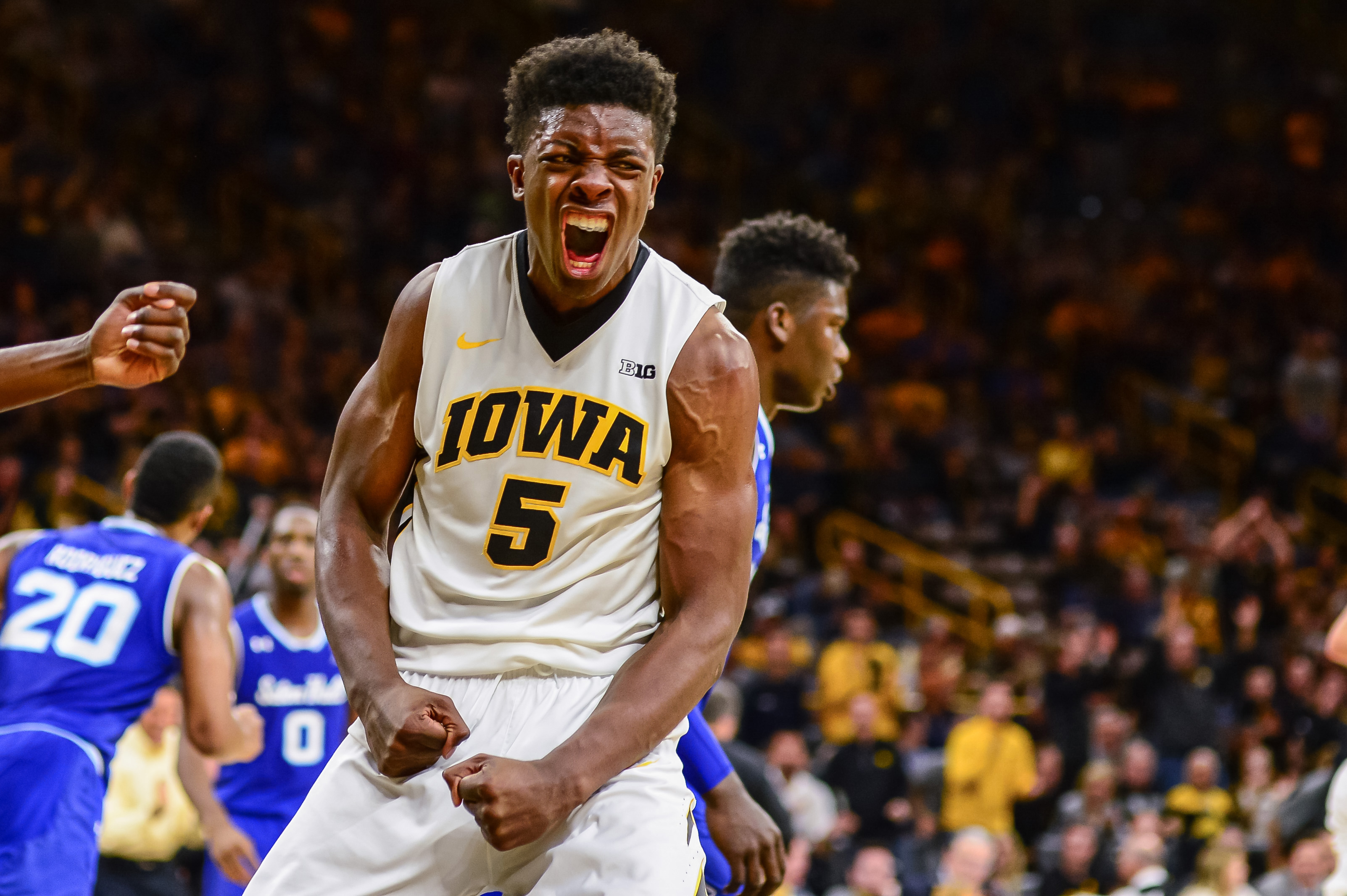 iowa basketball