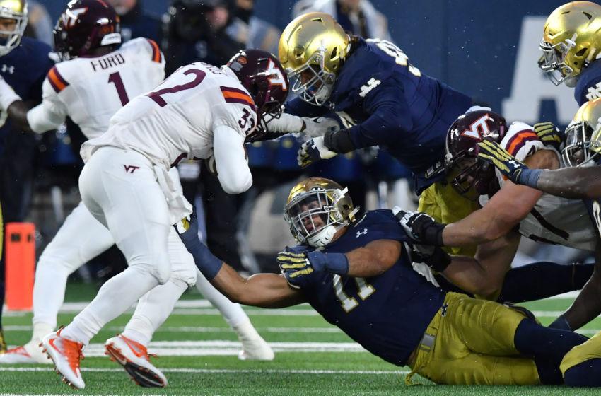 Notre Dame Football: 2017 Freshman Breakdown - Jonathon ...