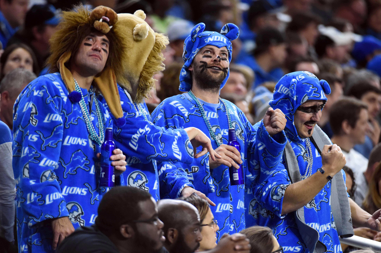 Detroit Lions Schedule 2017