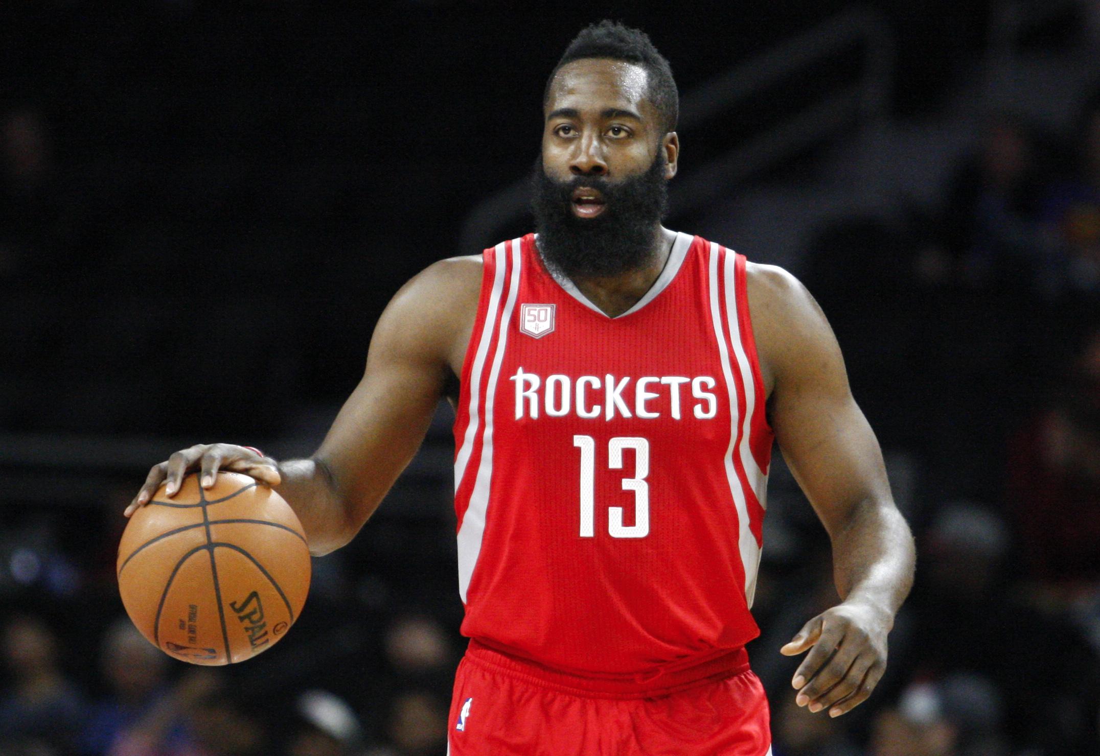 Ho houston rockets nba championship - Houston Rockets James Harden 2016 17 Season Review