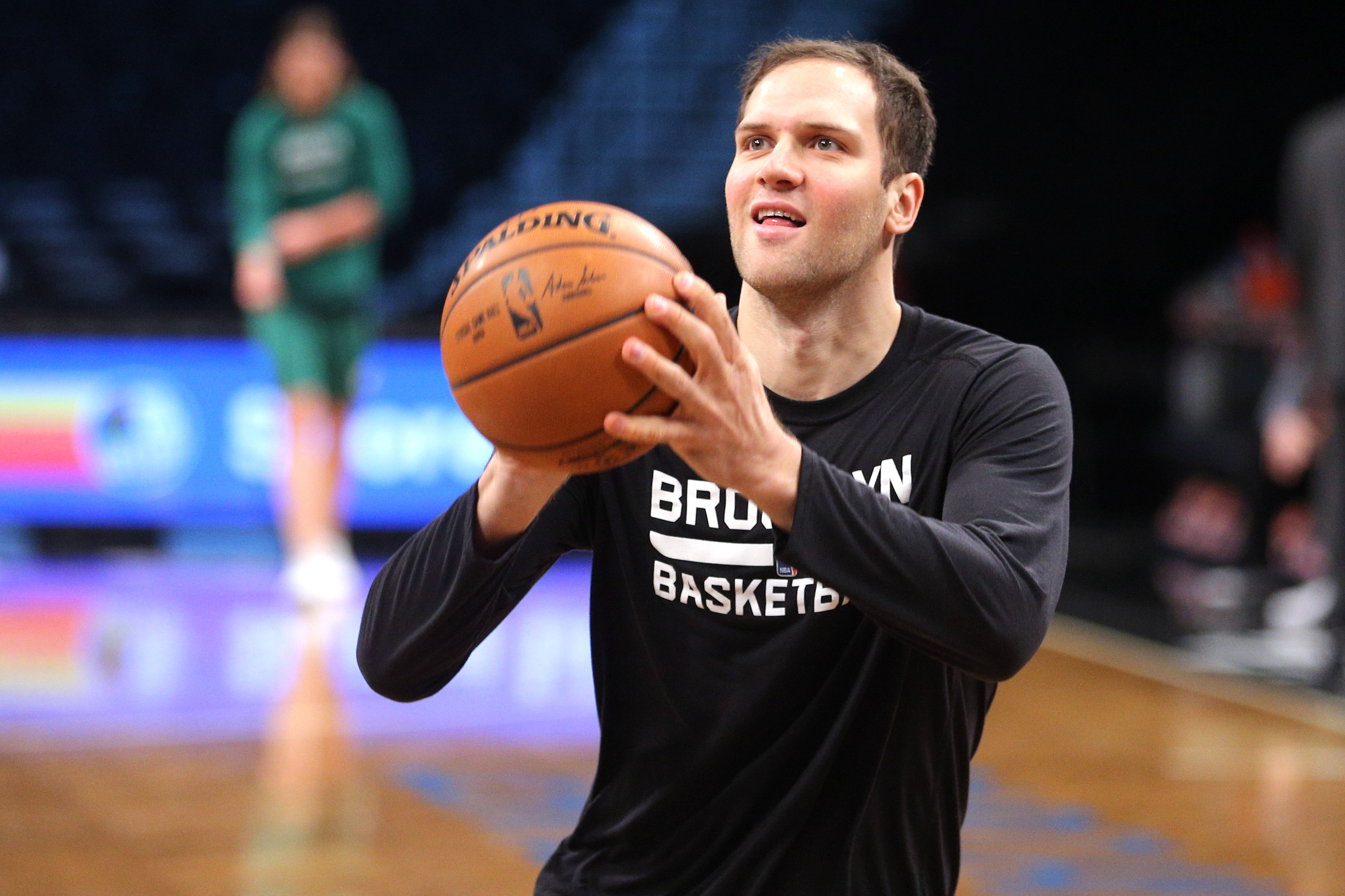 Nets trade Bojan Bogdanovic to Wizards for veterans, draft pick