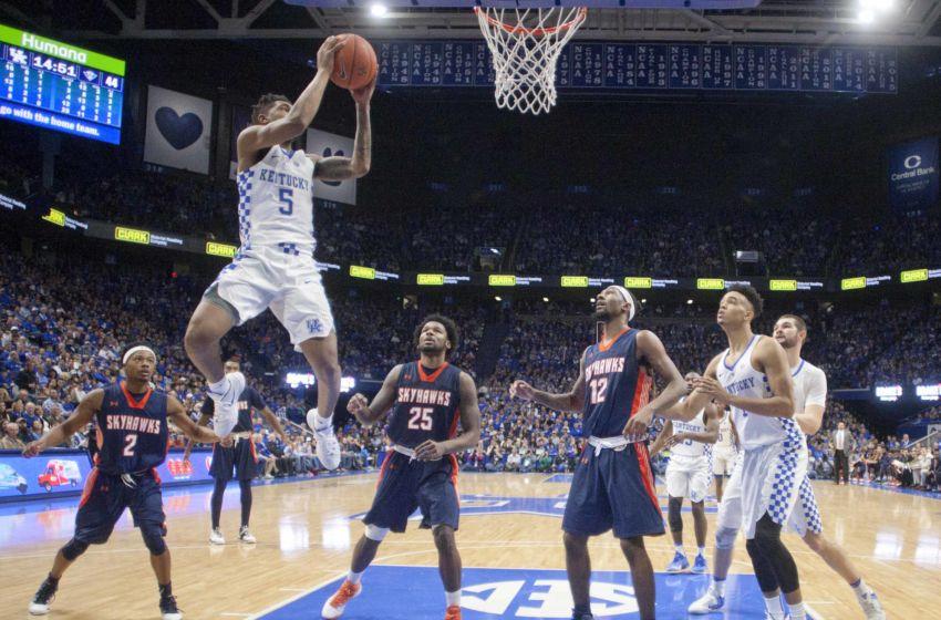 Kentucky Basketball Fox Named Sec Freshman Of The Week: Kentucky Basketball: Monk Named SEC Freshman Of The Week