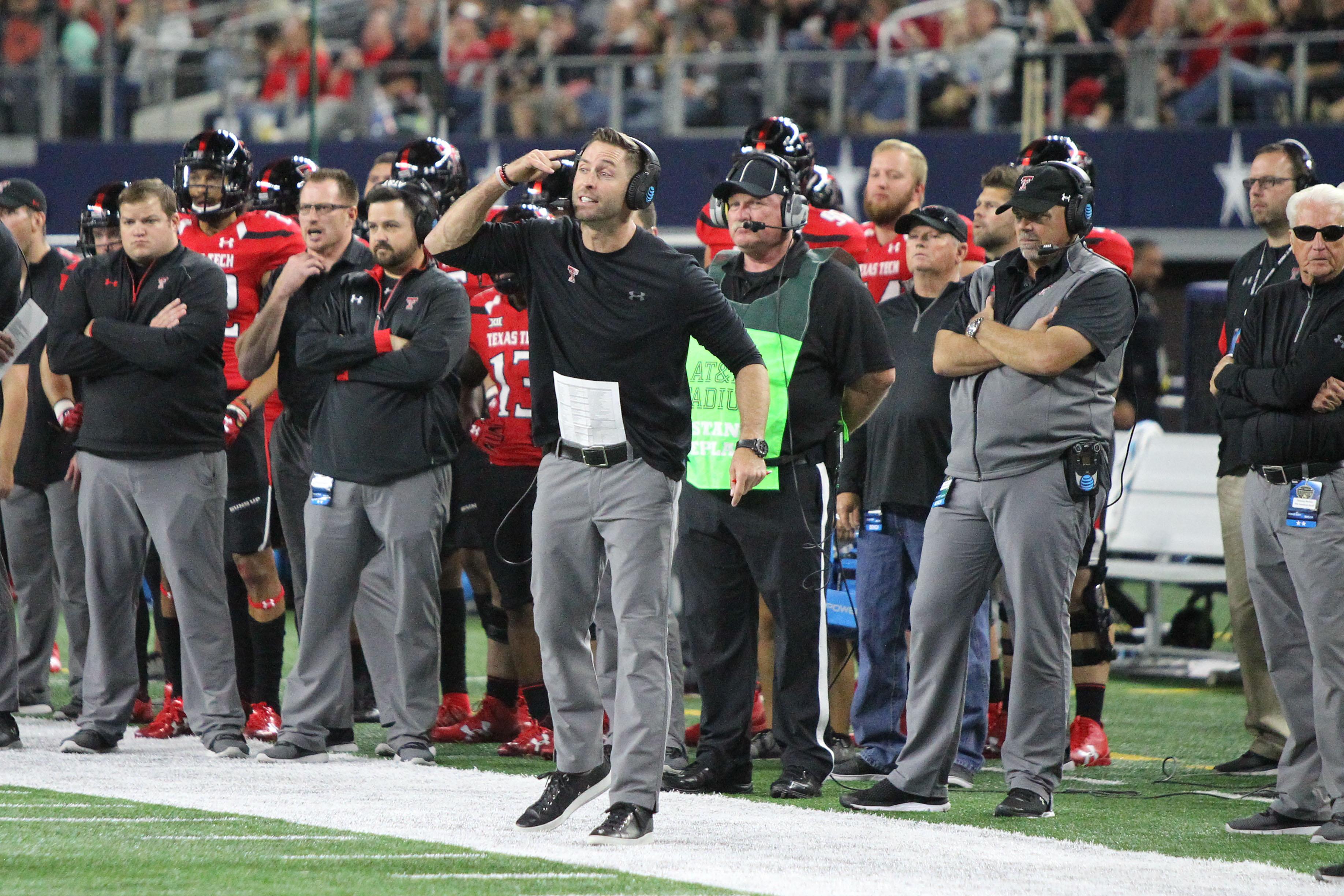 Texas Tech Football Recruiting: What 'Dead Period' means