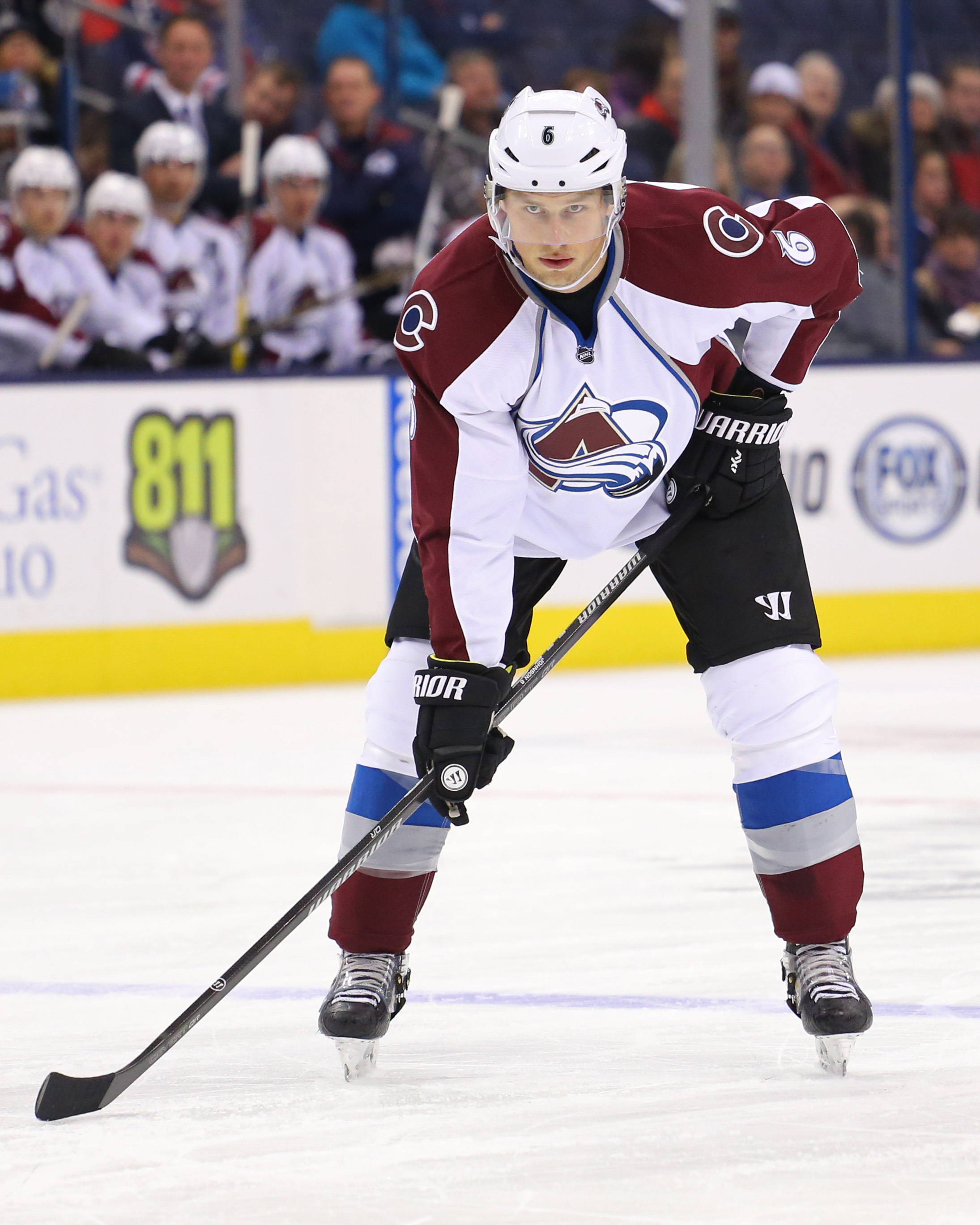 Colorado Avalanche Get Good Return Game From Erik Johnson