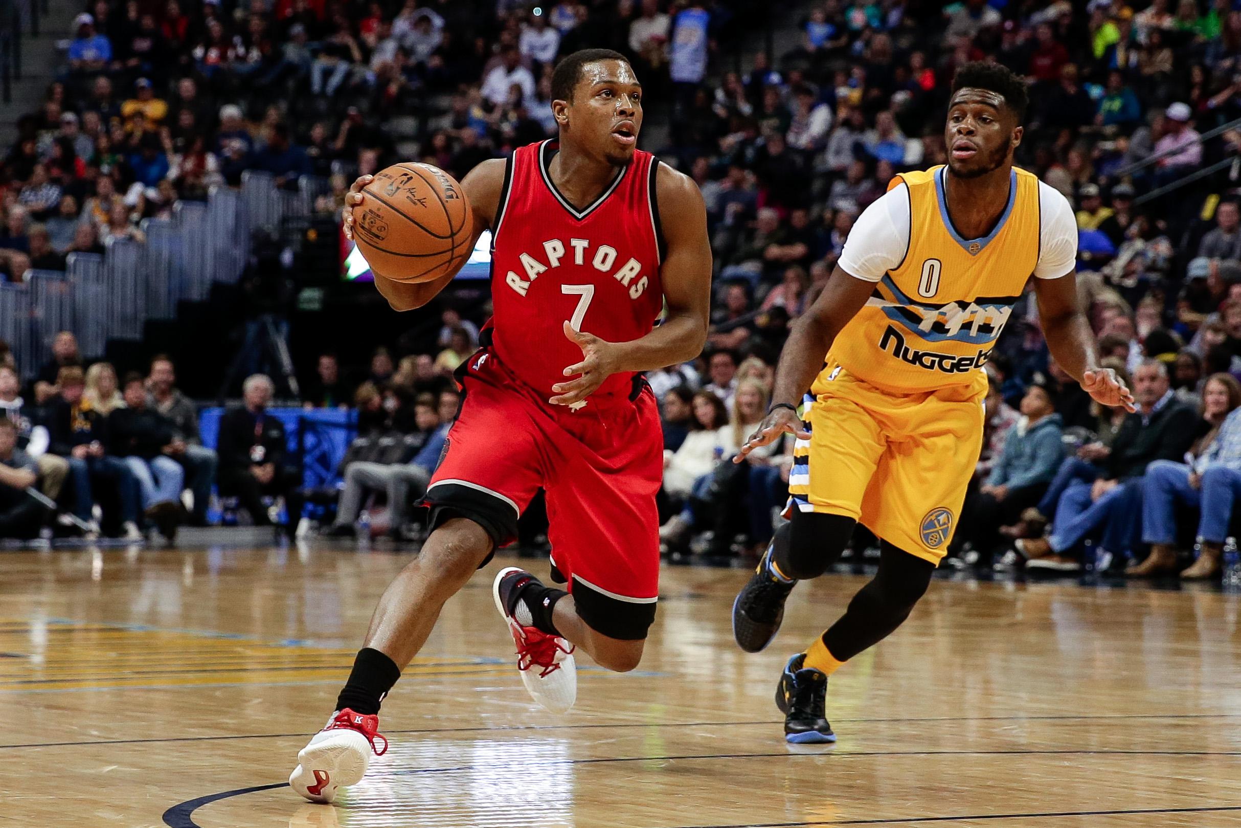 Toronto Raptors: Toronto Raptors 2016-17 Player Grades: The Starters