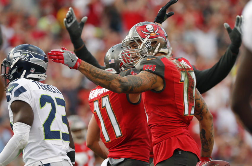 NFL: Seattle Seahawks at Tampa Bay Buccaneers