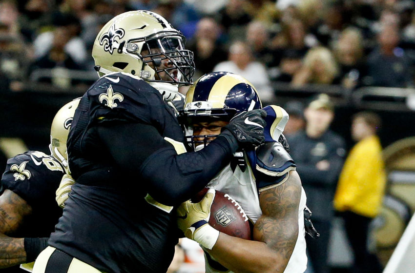 Nick Fairley New Orleans Saints