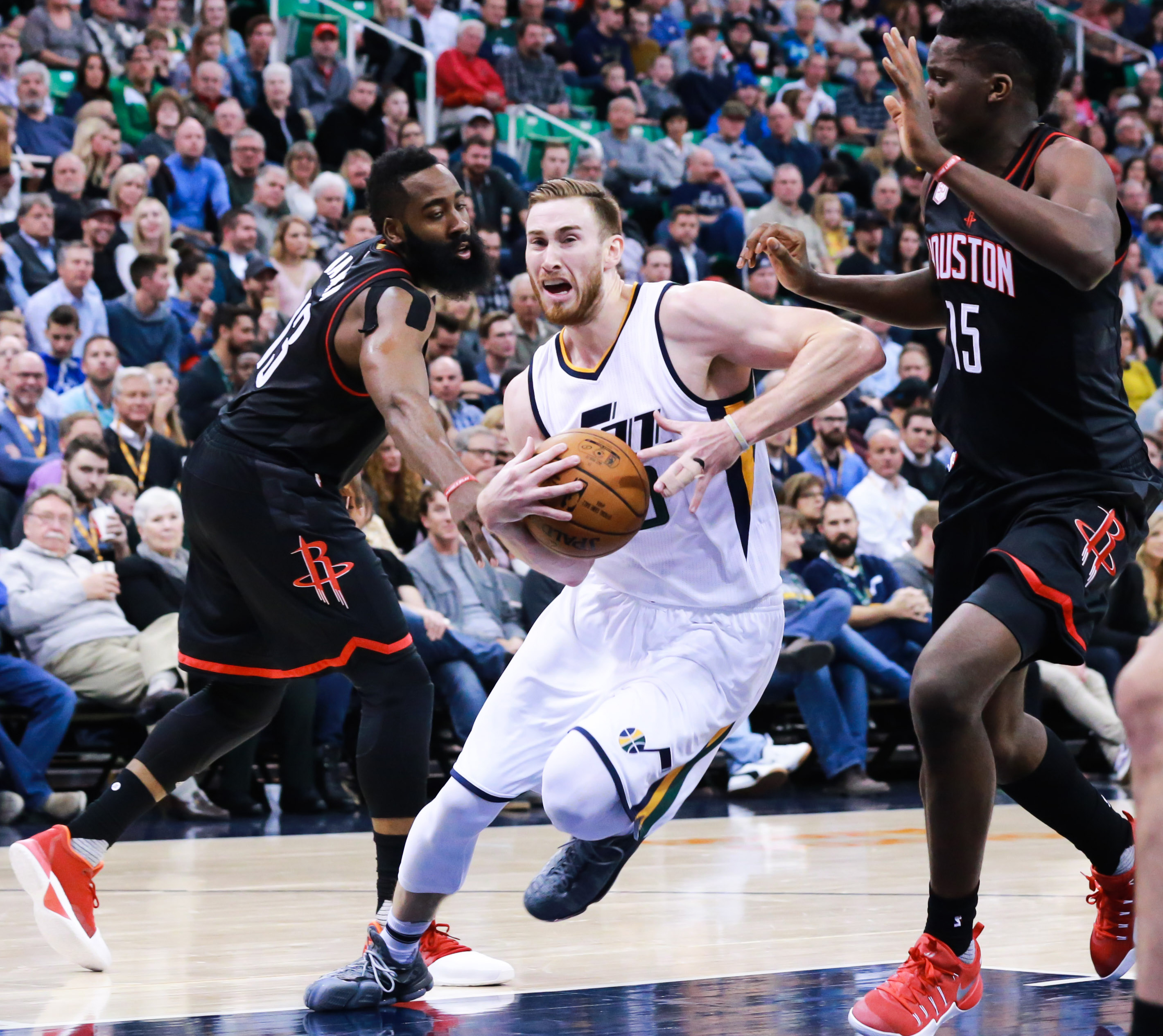 James Harden Vs Jazz: Utah Jazz: A Way-Too-Early Look At Potential Playoff Match