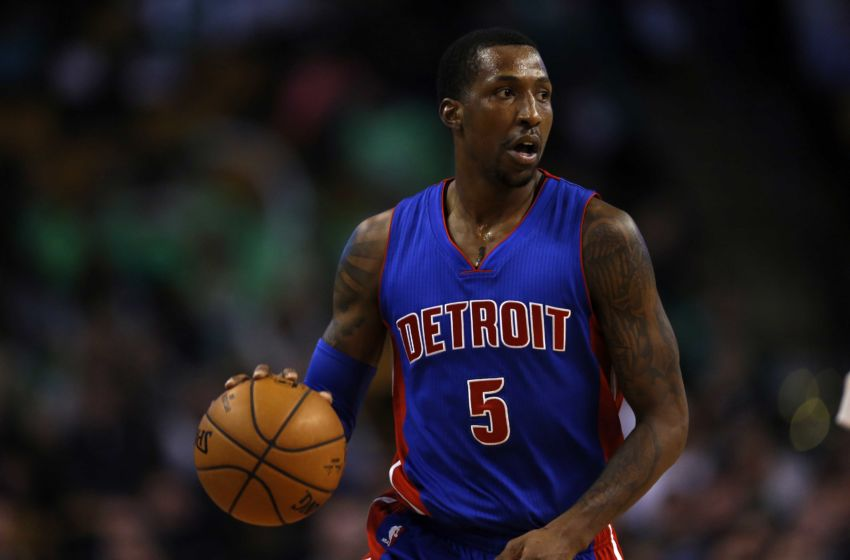 Kentavious Caldwell-Pope Detroit Pistons