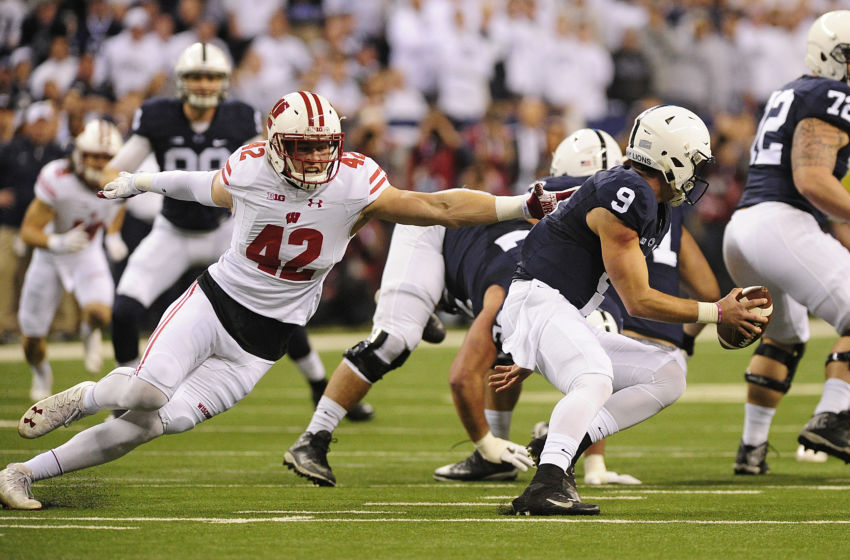 NCAA Football: Big Ten Championship-Wisconsin vs Penn State