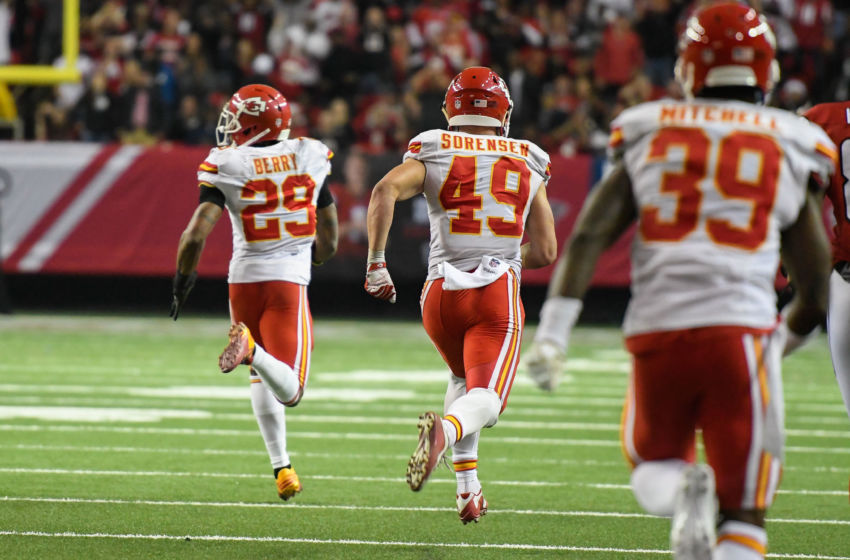 NFL: Kansas City Chiefs at Atlanta Falcons