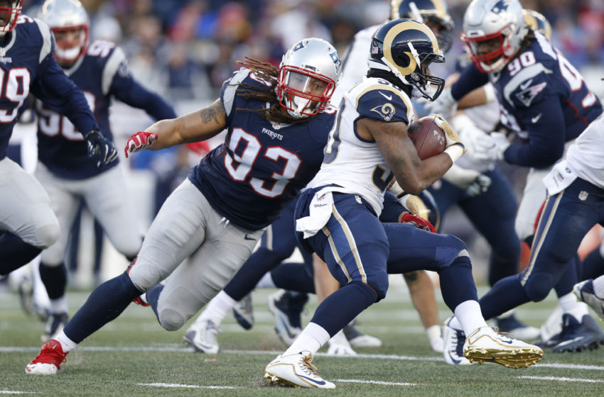 Jabaal Sheard New England Patriots