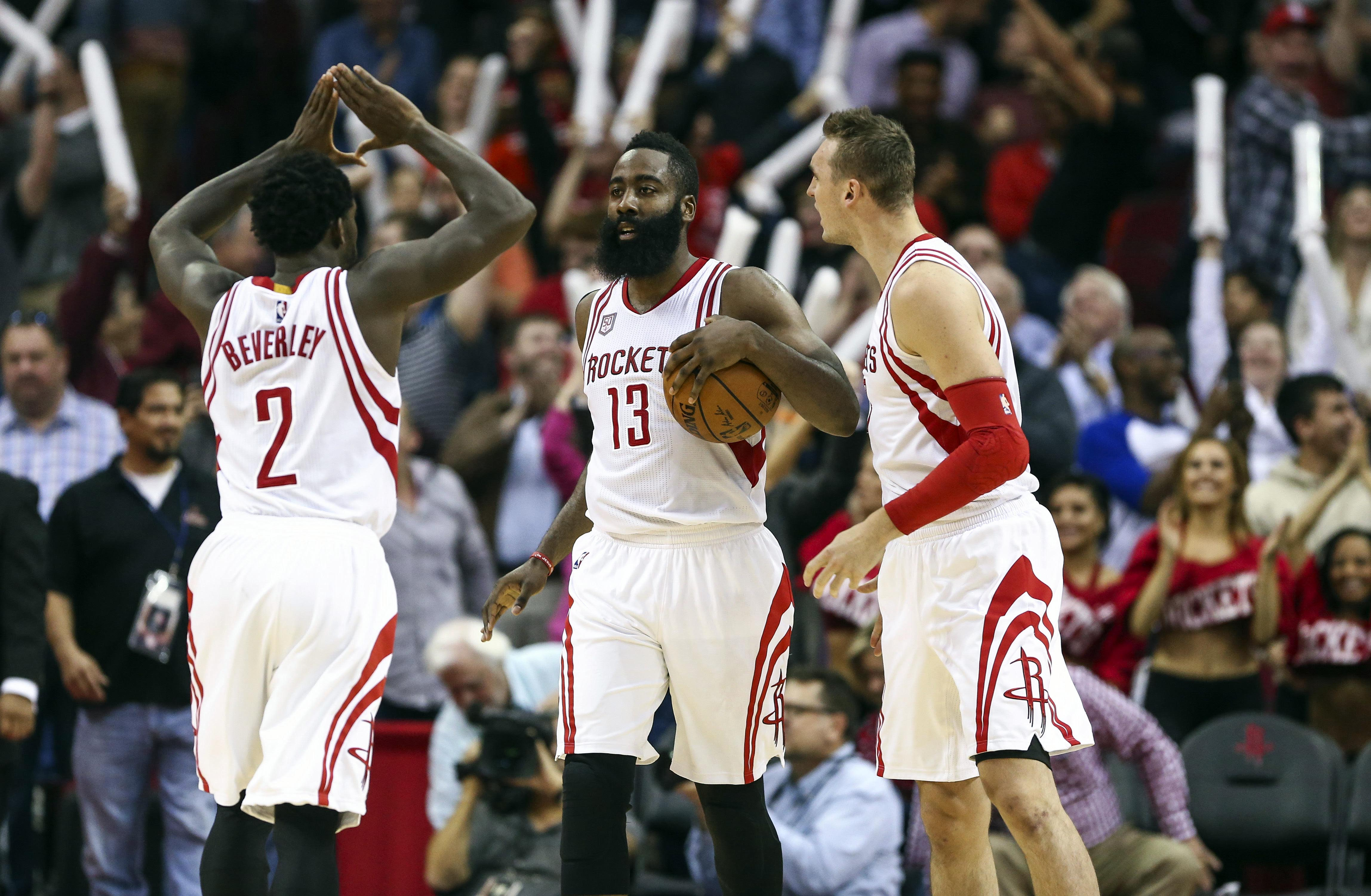 Houston Rockets: Comparing 2015-2016 to 2016-2017
