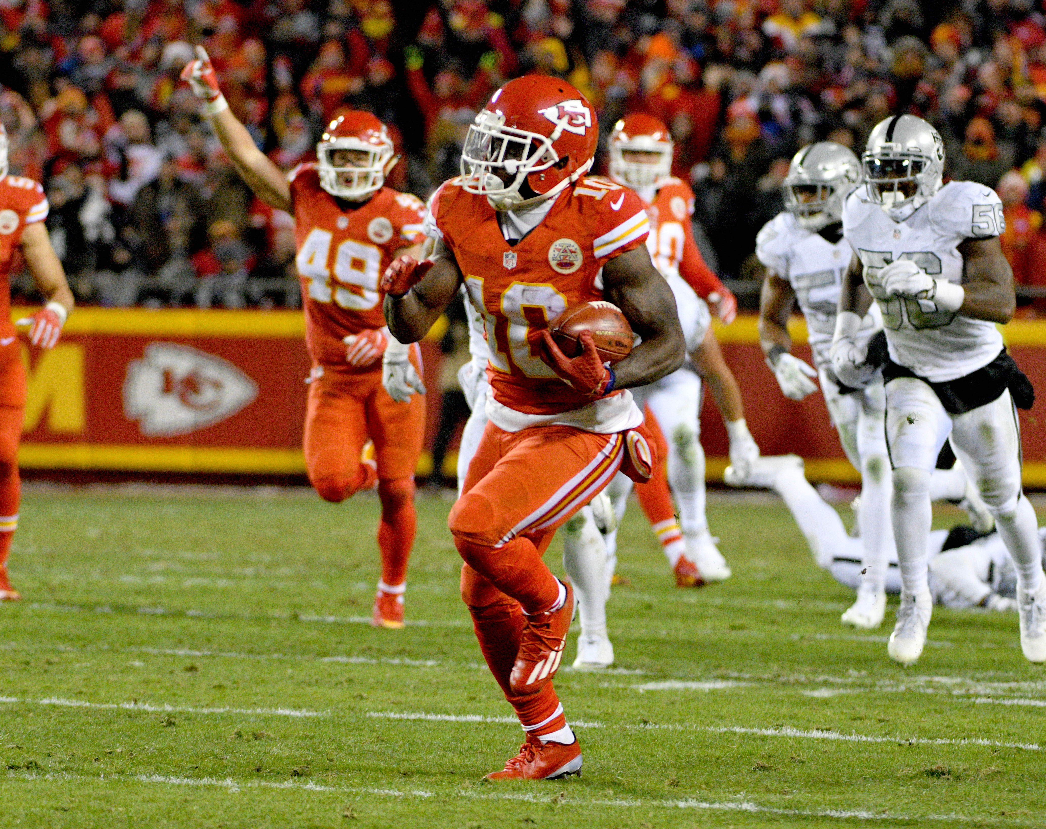 Chiefs: Kansas City Chiefs: 2017 Schedule Breakdown And Analysis