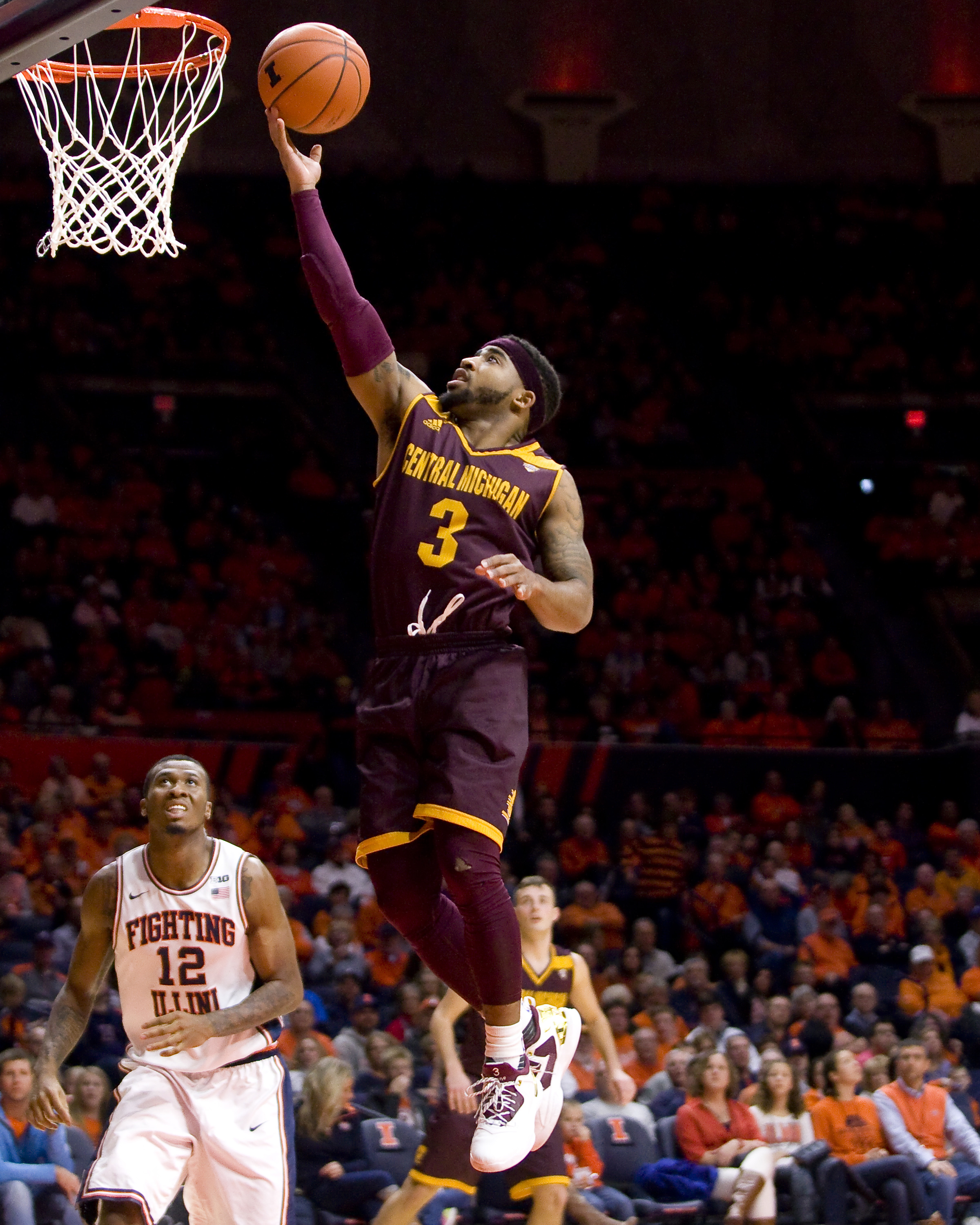 Central Michigan Basketball: Marcus Keene Gets More National Attention
