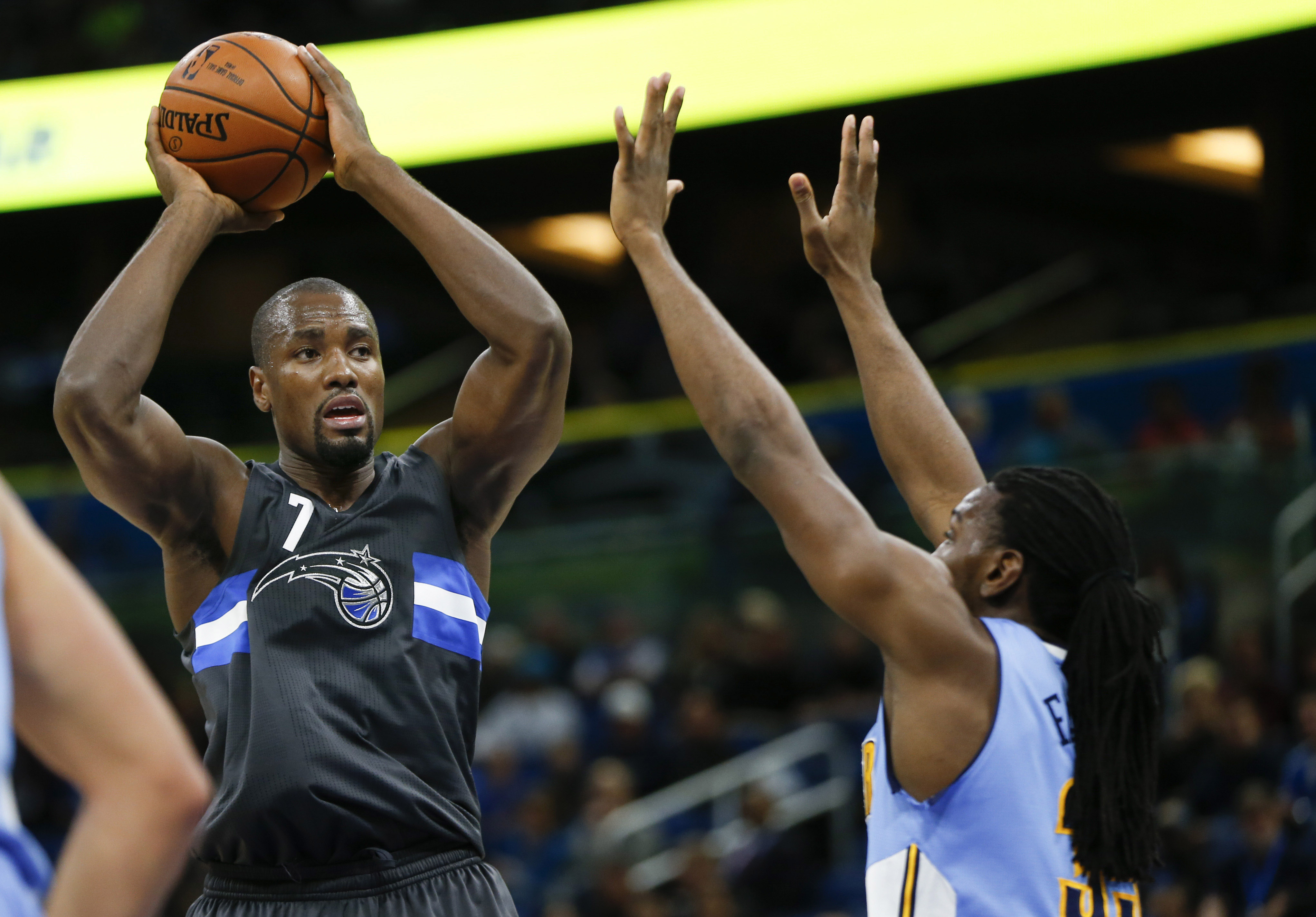 NBA: Denver Nuggets at Orlando Magic