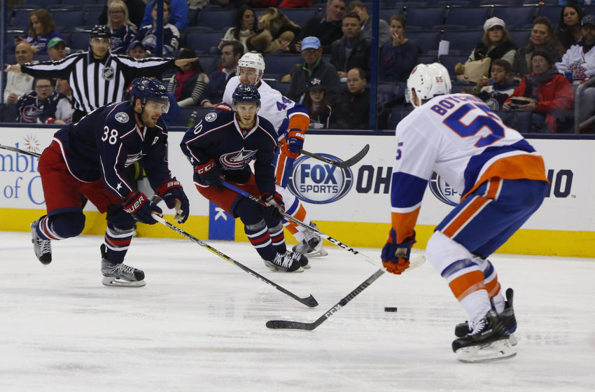 Columbus Blue Jackets Face Islanders Following After Bye Week