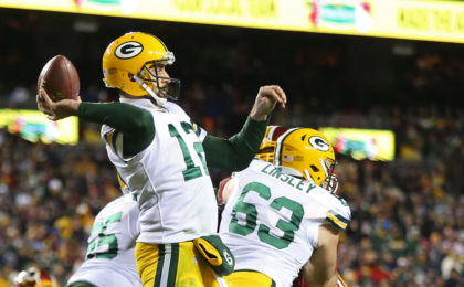 Green Bay Packers quarterback Aaron Rodgers needs a deeper, more experienced team if the Packers are to win a Super Bowl before he retires. Geoff Burke-USA TODAY Sports