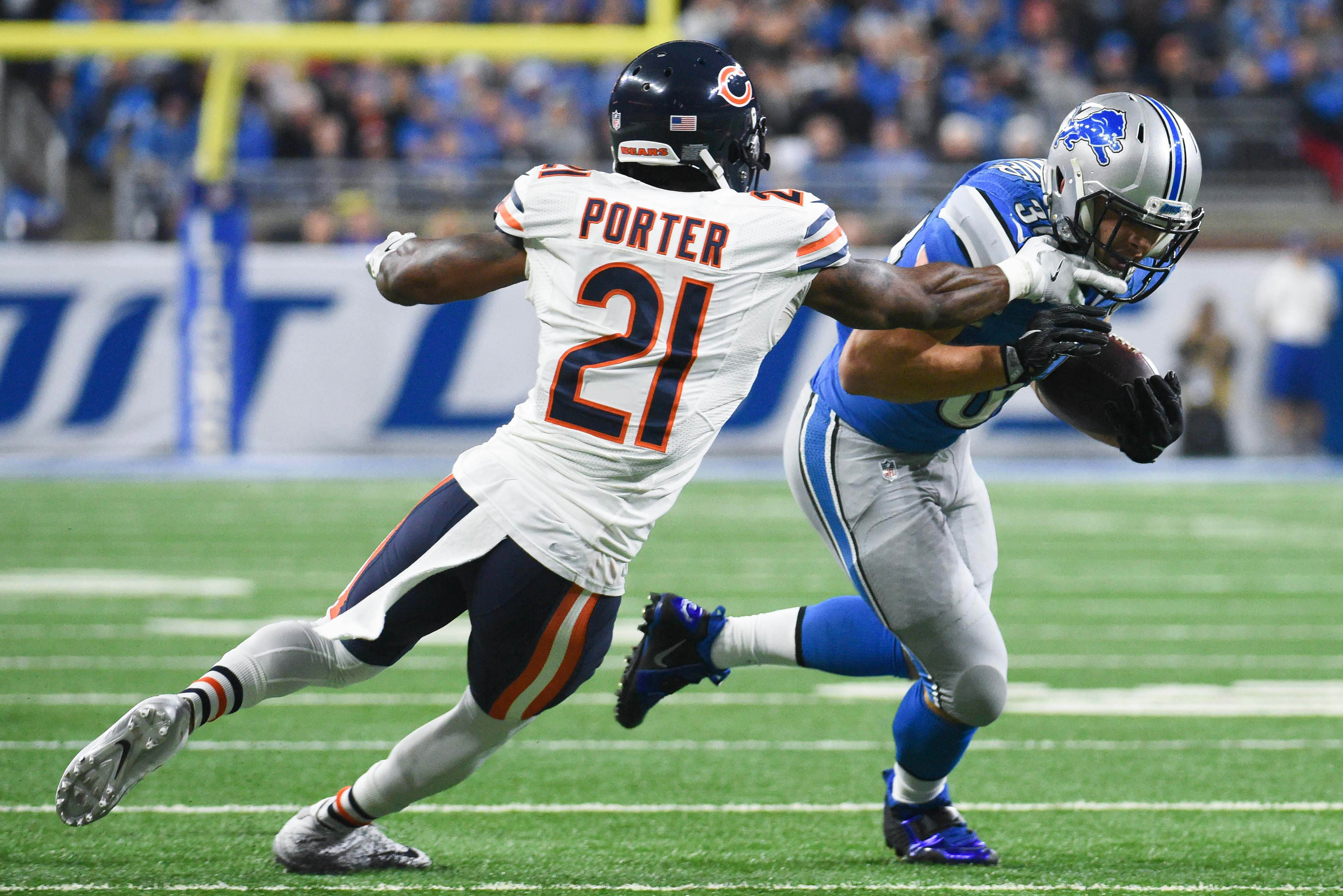 Tracy Porter Chicago Bears