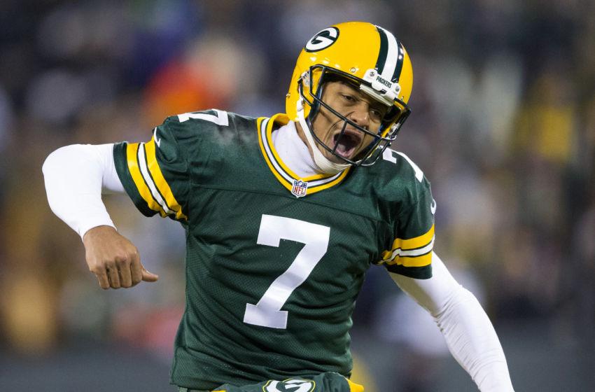 Green Bay Packers Brett Hundley