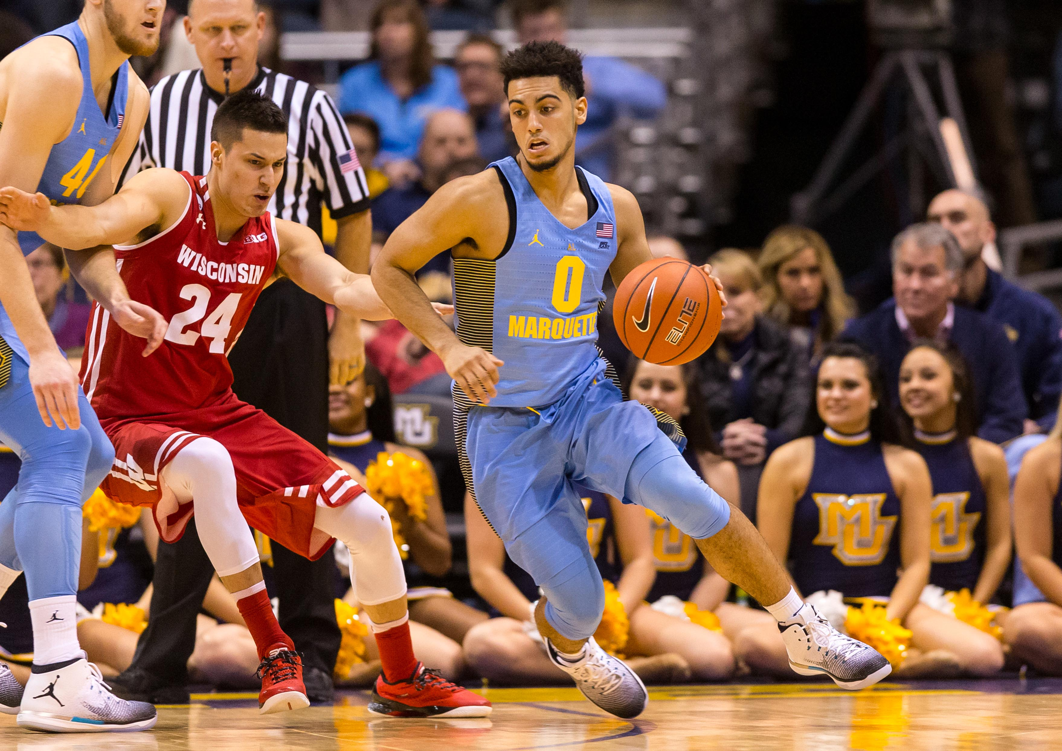 Marquette Basketball: Markus Howard Is A Rising Star