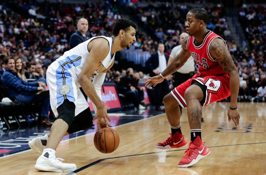 NBA: Chicago Bulls at Denver Nuggets