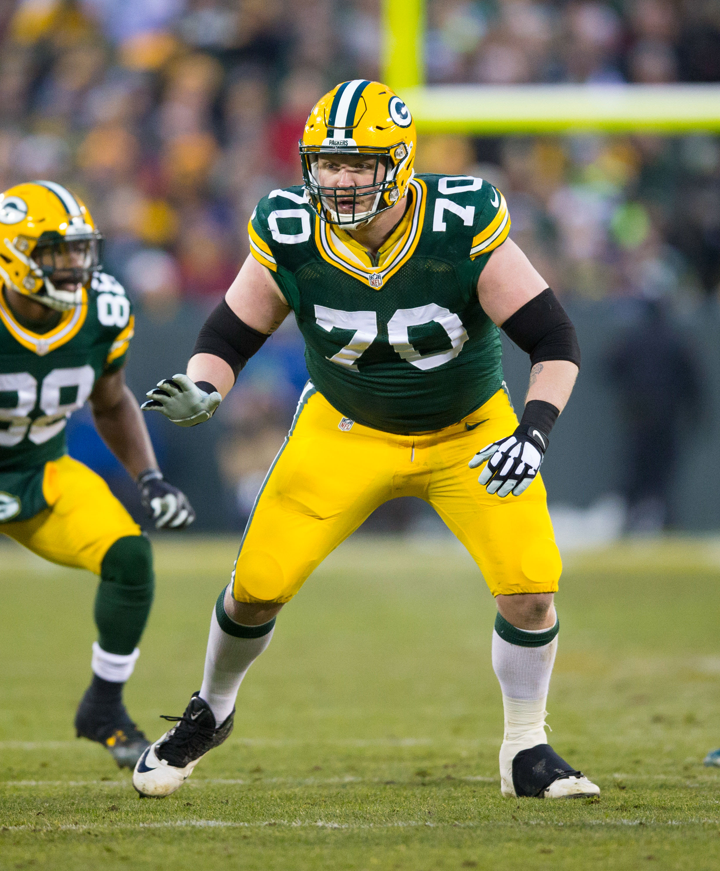 Pro Football Focus Picks Packers T J Lang as Free Agent for Colts