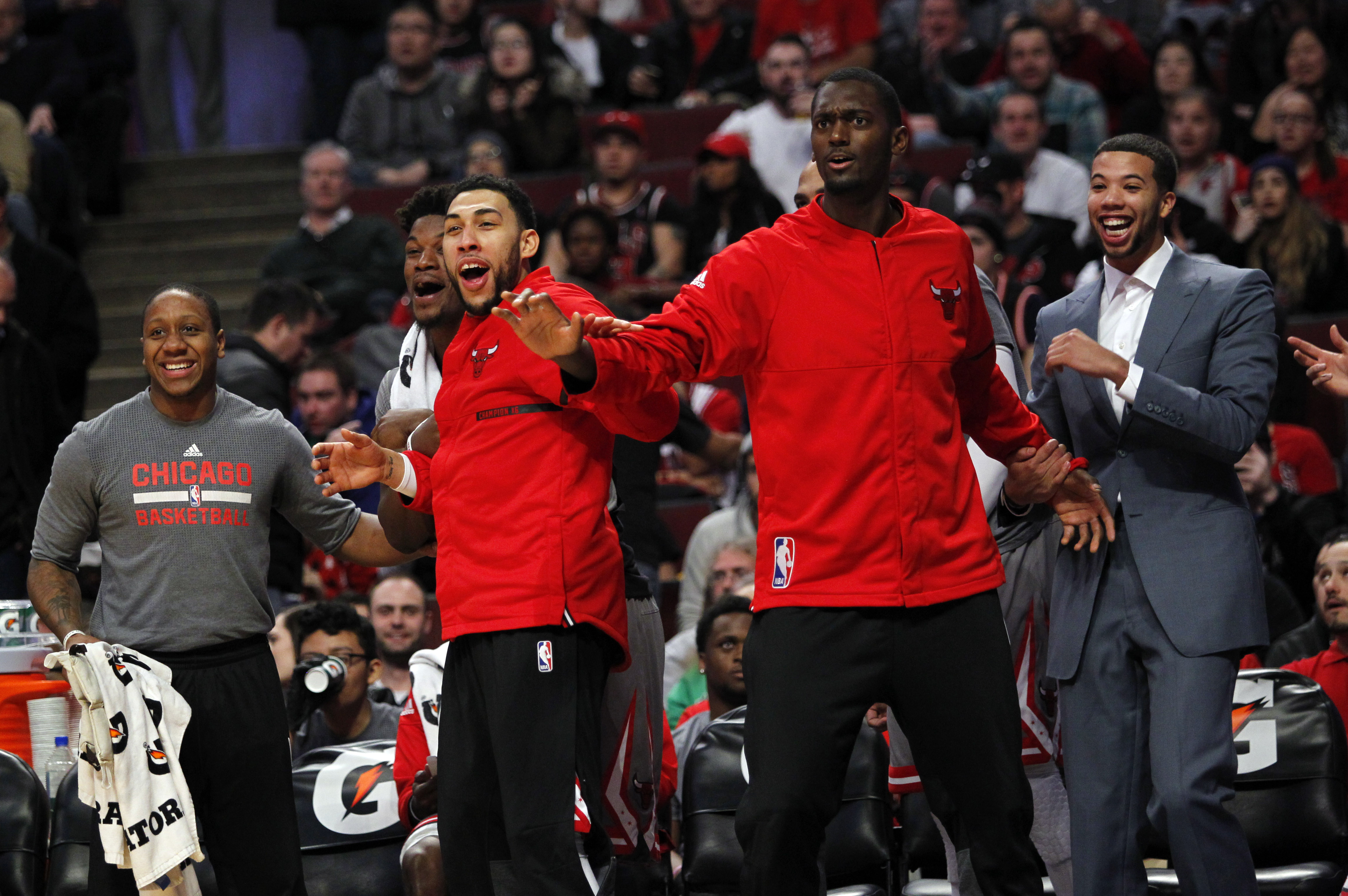 why are the chicago bulls so good What's good everybody, tris is on the mic today in this video i talk about why jabari parker is the last piece to make the chicago bulls future contendors i.