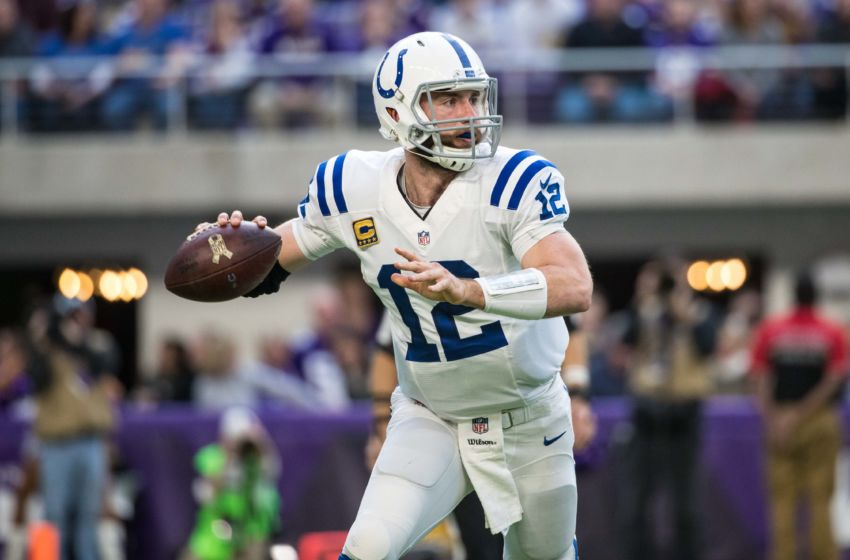 NFL: Indianapolis Colts at Minnesota Vikings