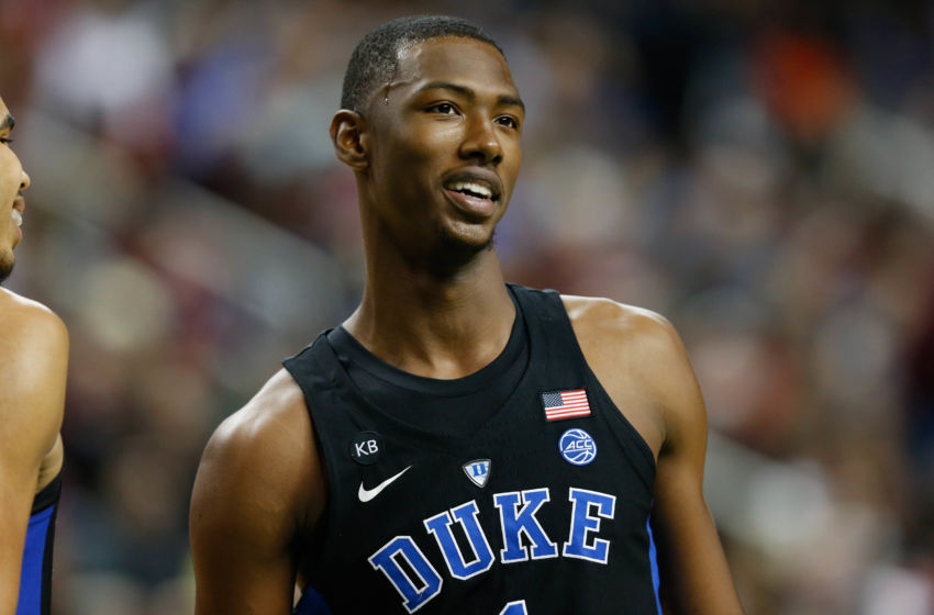 Harry Giles: a potential option for the Chicago Bulls?