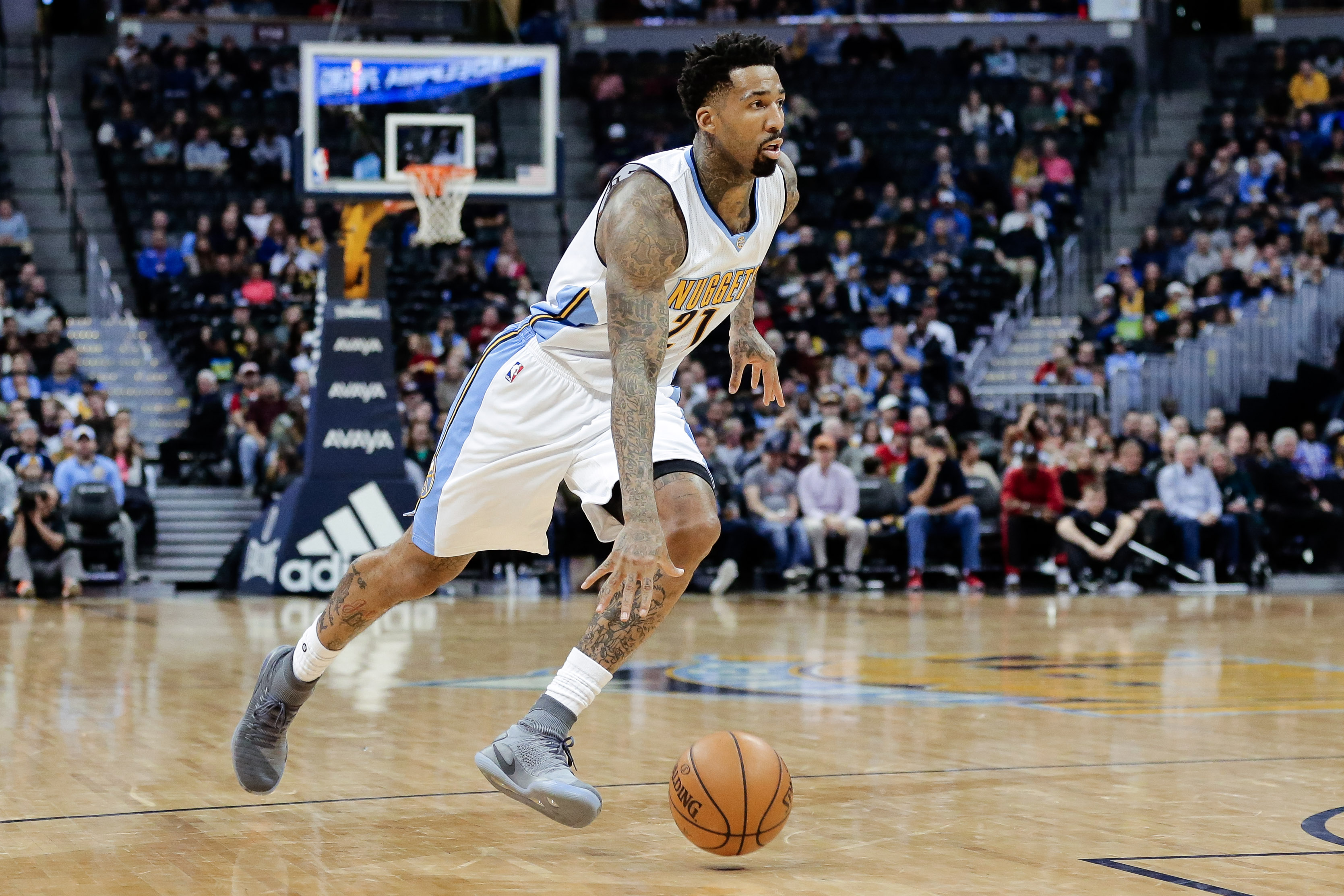 Wilson Chandler trade rumors
