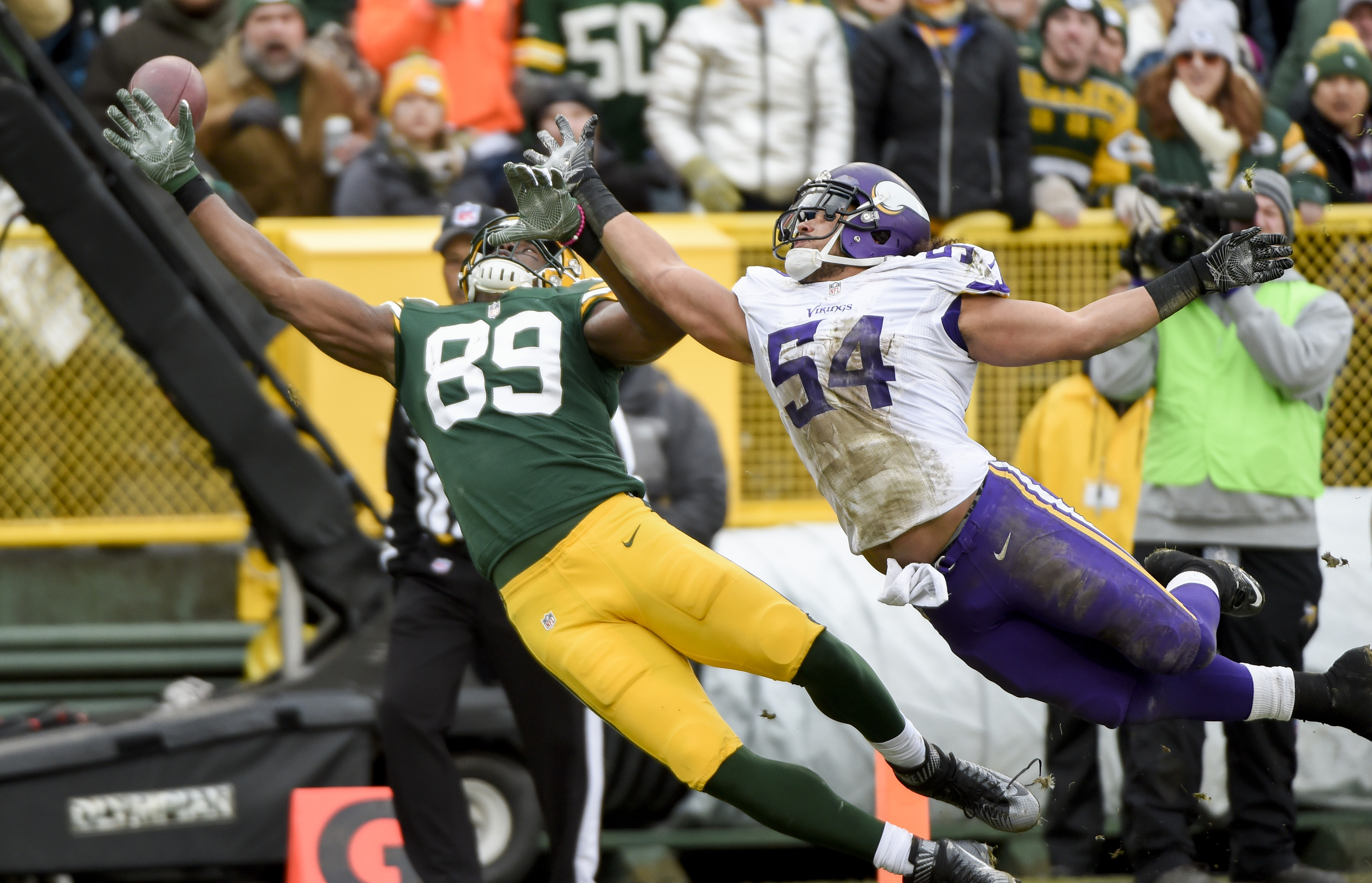 Vikings  Kendricks named one of the NFL s most improved players of 2016 939ee3ee9