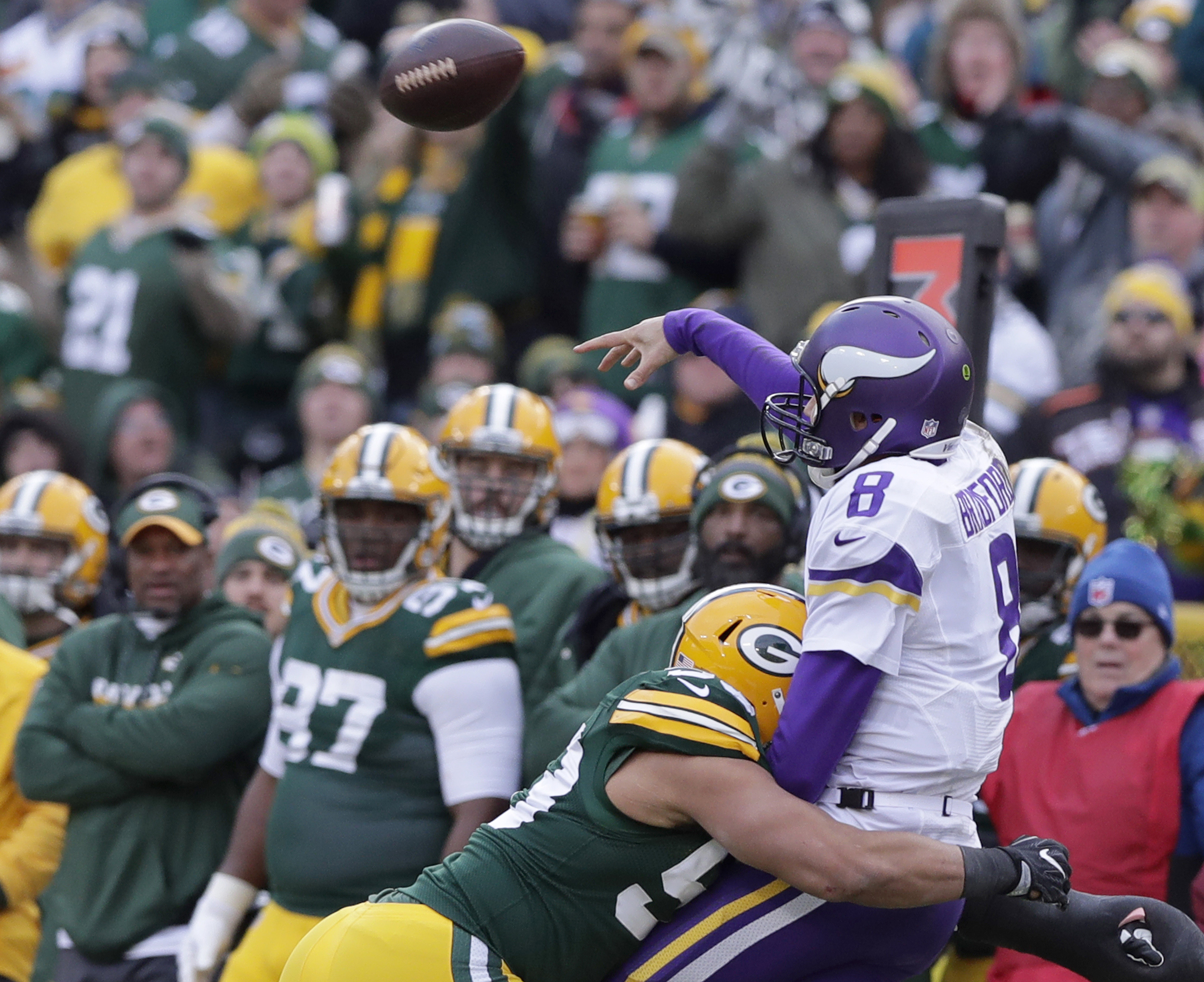 Packers schedule 2017: Green Bay draws three NFC heavyweight fights early